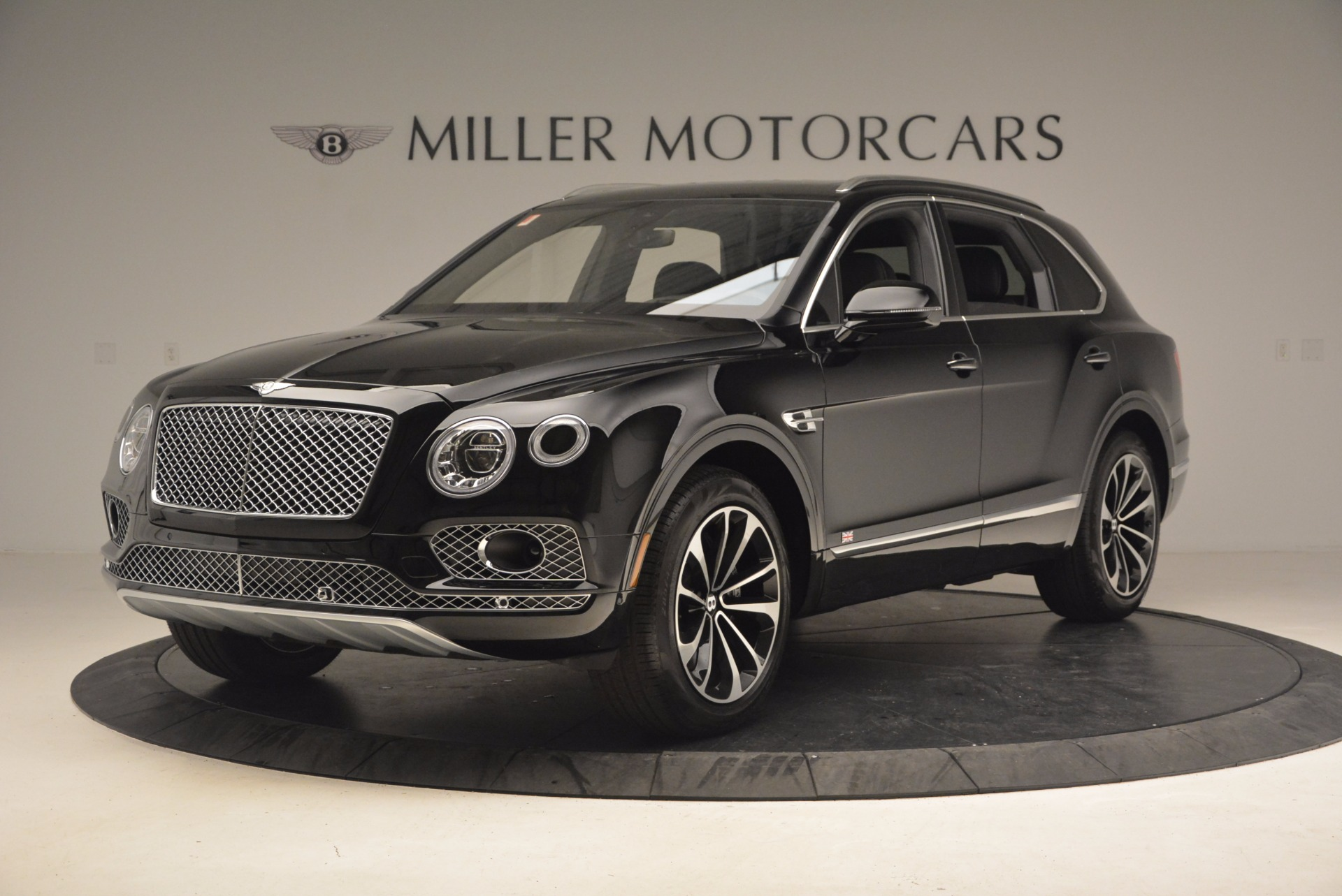 New 2017 Bentley Bentayga  For Sale In Greenwich, CT 1140_p2