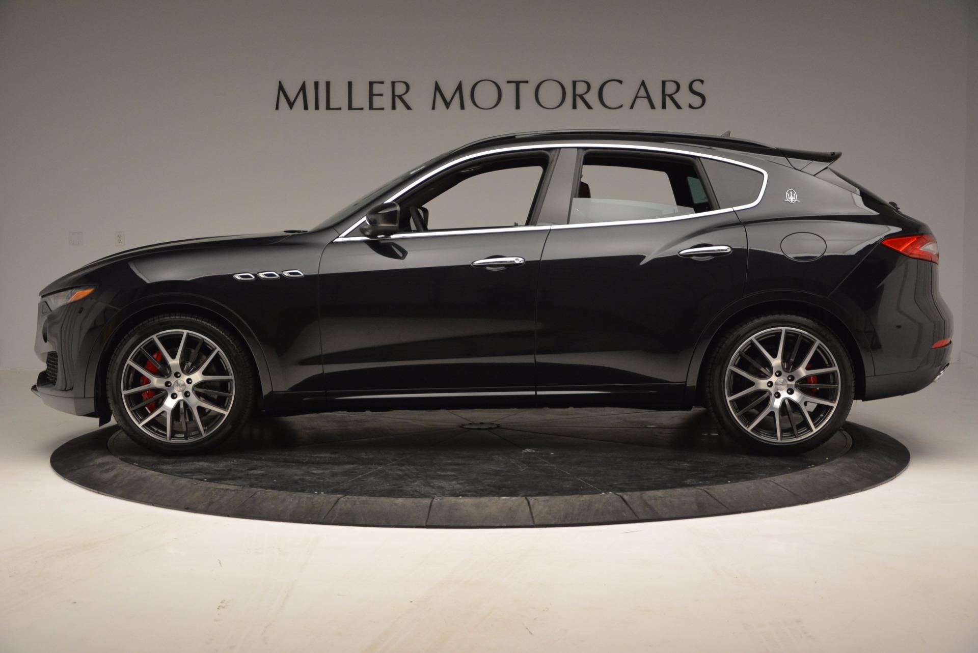 New 2017 Maserati Levante  For Sale In Greenwich, CT 1143_p3