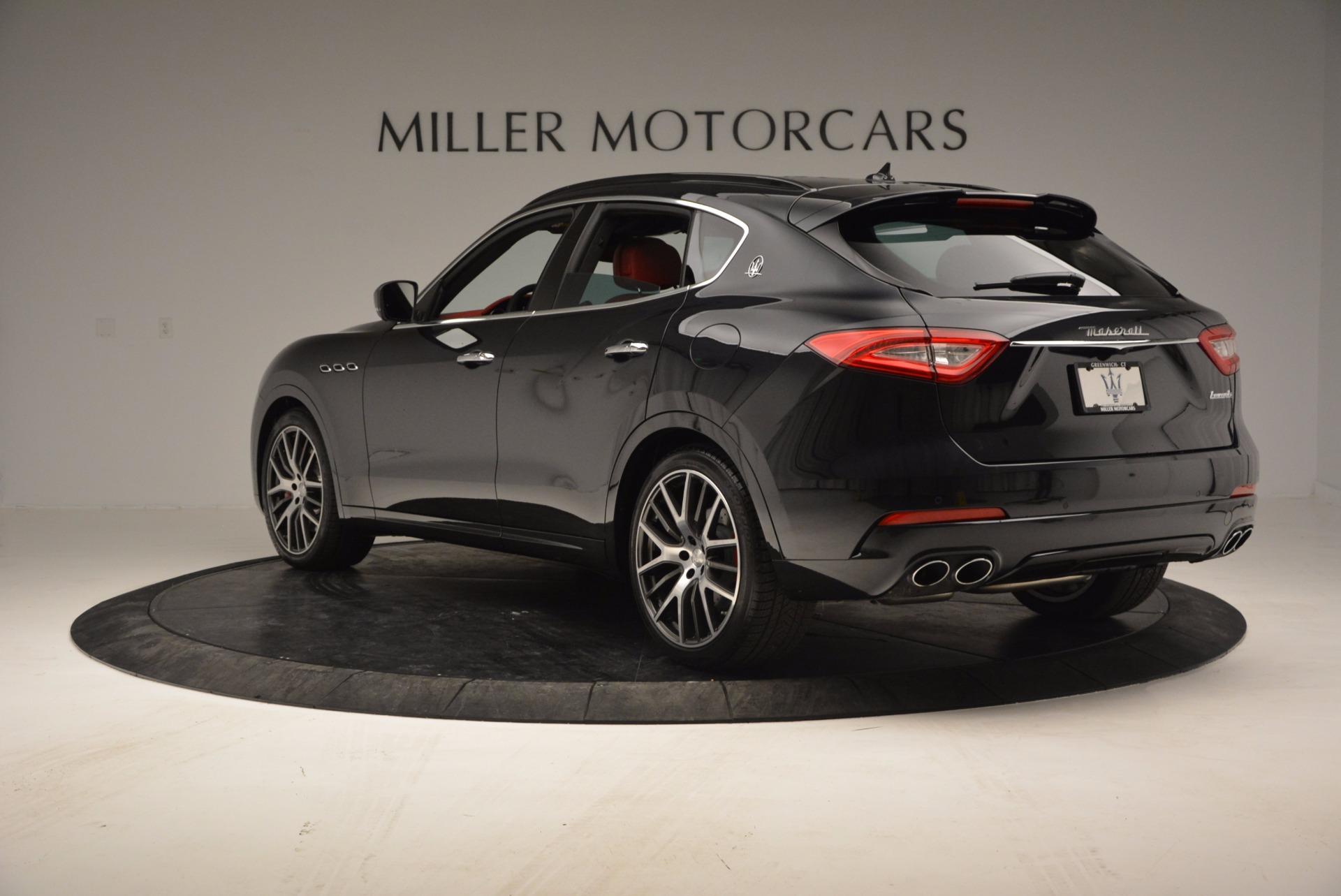 New 2017 Maserati Levante  For Sale In Greenwich, CT 1143_p5