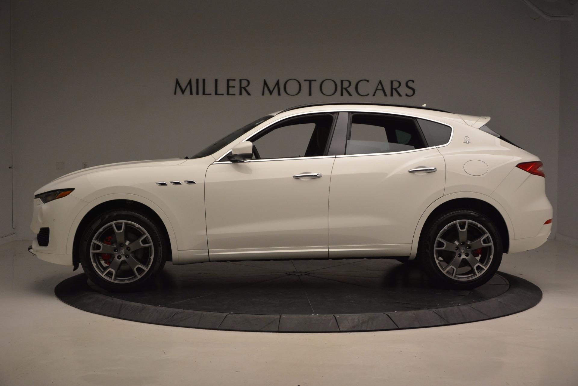 New 2017 Maserati Levante  For Sale In Greenwich, CT 1145_p3