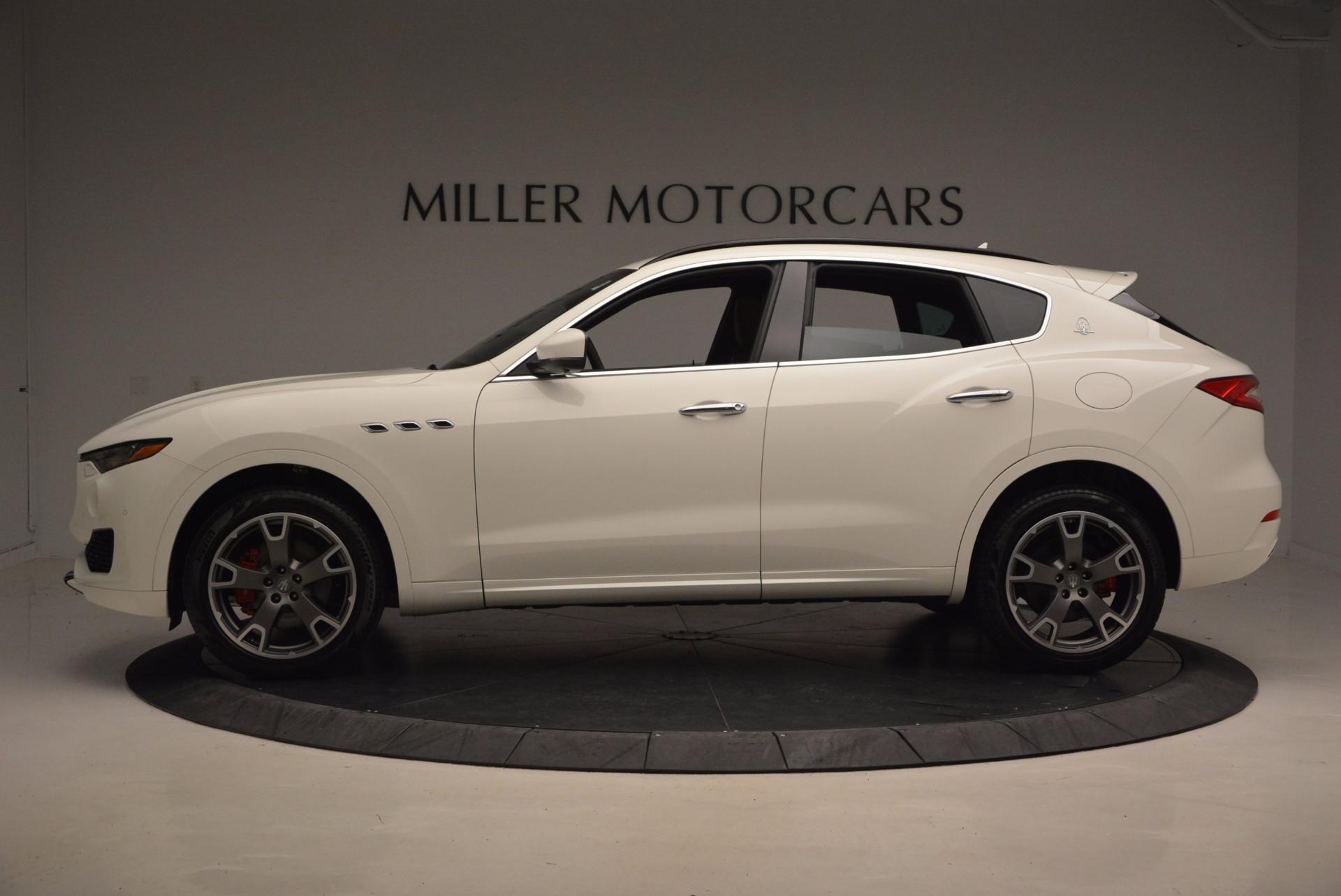 New 2017 Maserati Levante  For Sale In Greenwich, CT 1145_p4