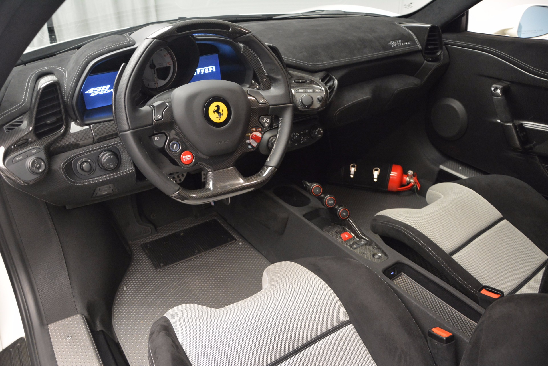 Used 2015 Ferrari 458 Speciale  For Sale In Greenwich, CT 1147_p13