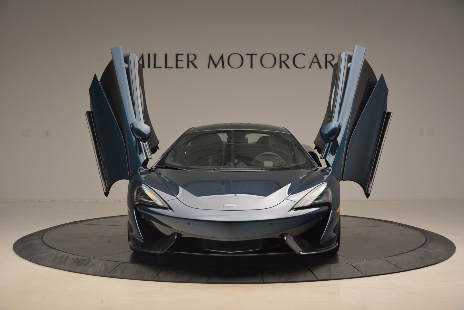 New 2017 McLaren 570S  For Sale In Greenwich, CT 1148_p13