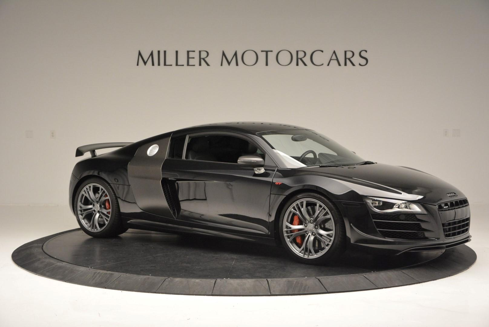 Used 2012 Audi R8 GT (R tronic) For Sale In Greenwich, CT 115_p10