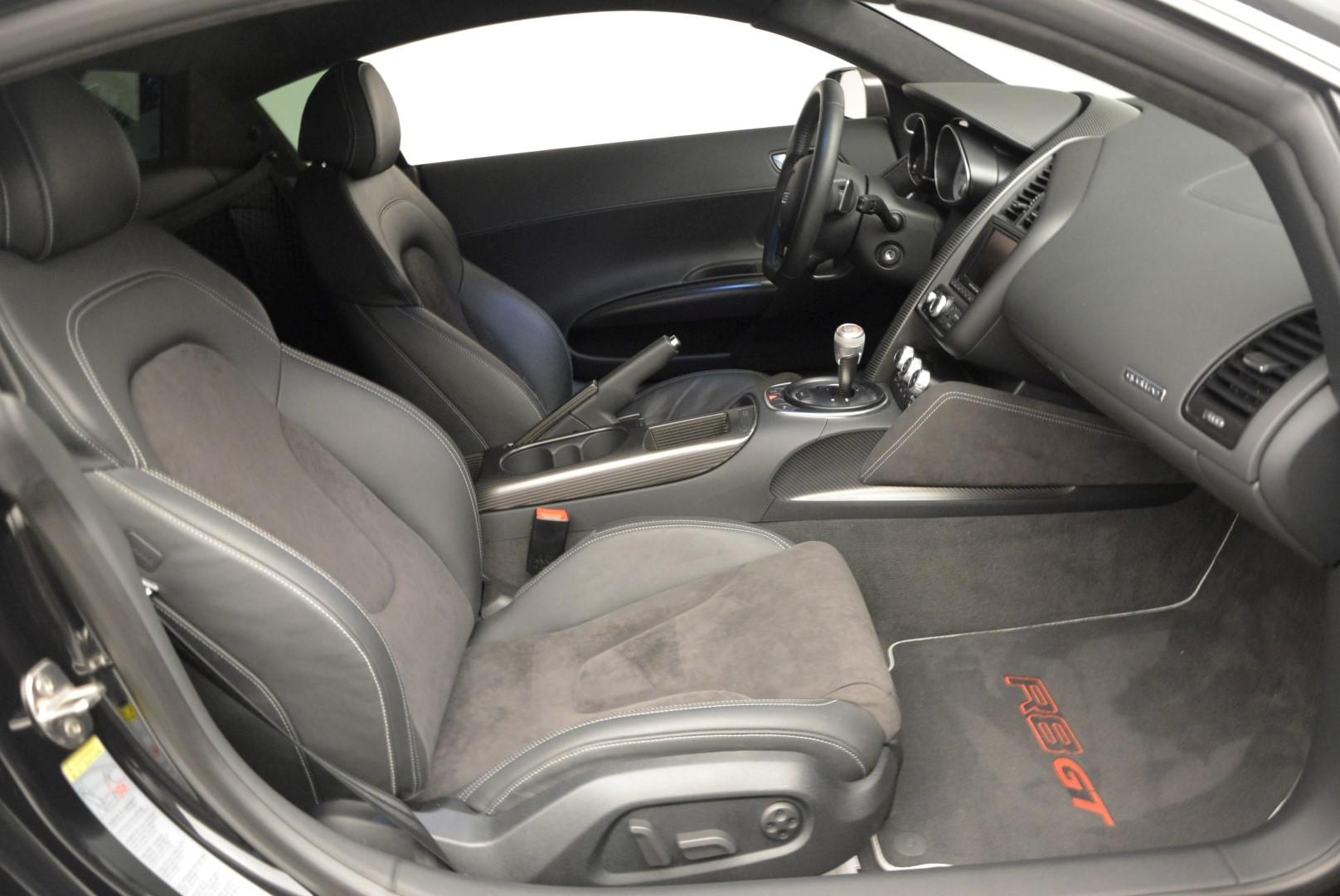 Used 2012 Audi R8 GT (R tronic) For Sale In Greenwich, CT 115_p17