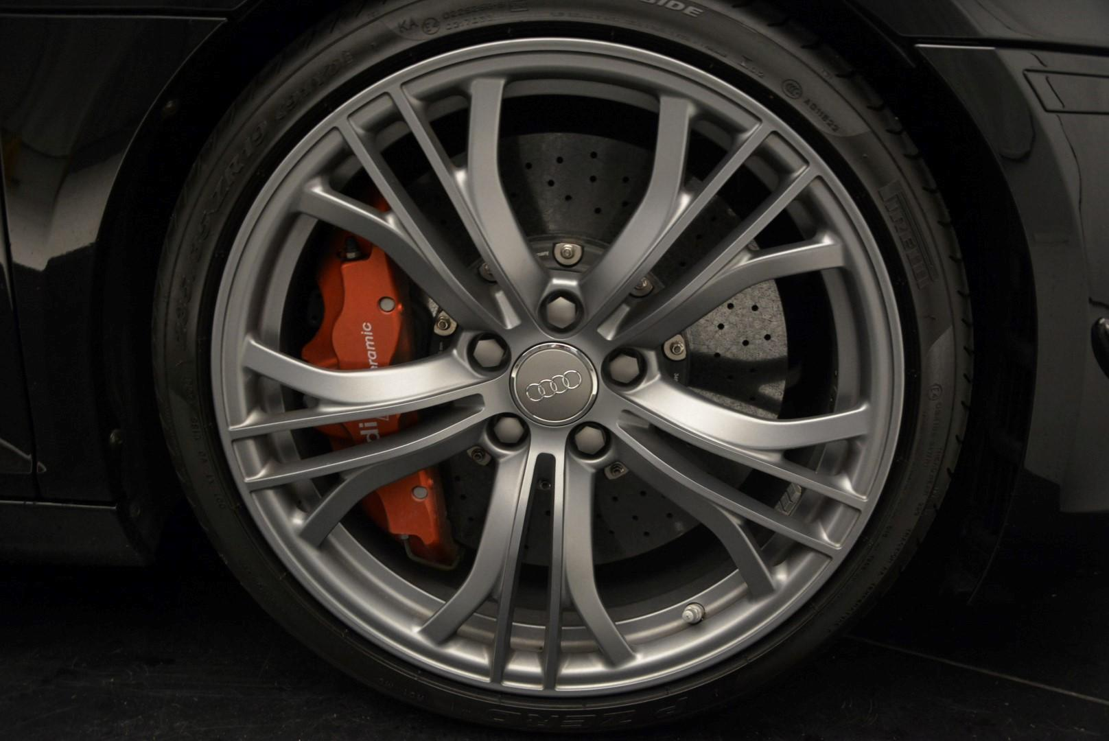 Used 2012 Audi R8 GT (R tronic) For Sale In Greenwich, CT 115_p20