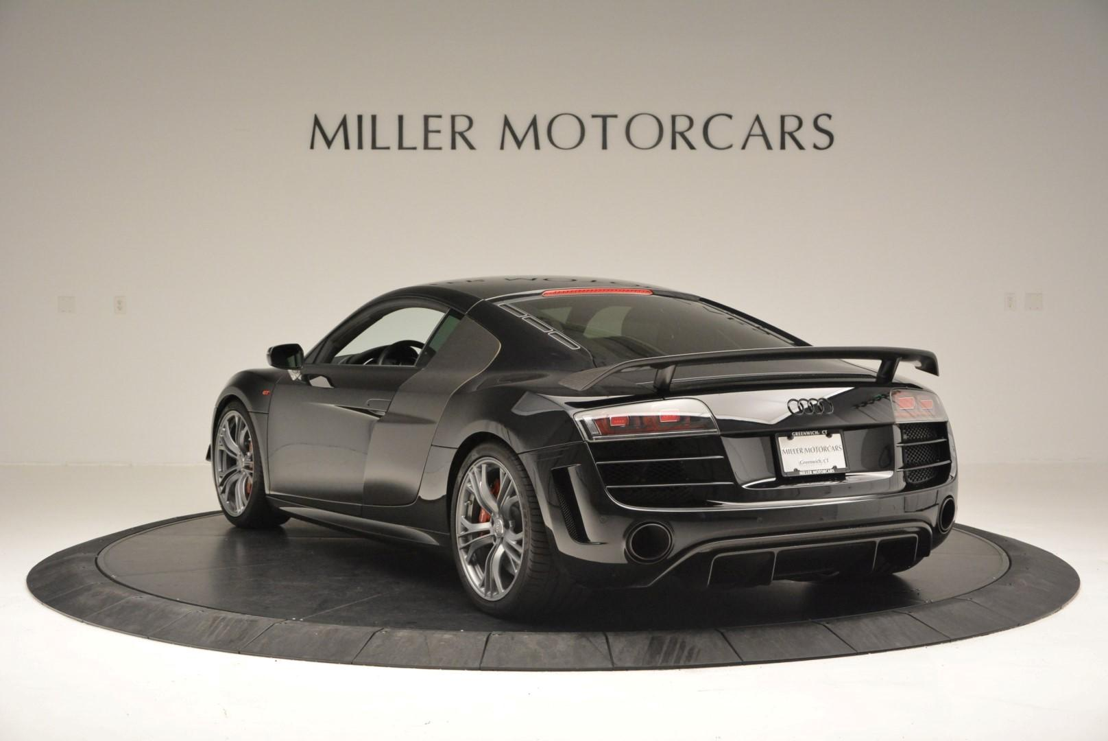 Used 2012 Audi R8 GT (R tronic) For Sale In Greenwich, CT 115_p5