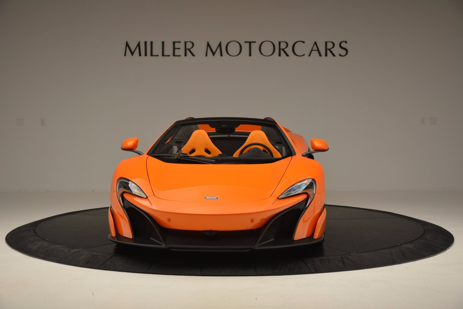 Used 2016 McLaren 675LT Spider Convertible For Sale In Greenwich, CT 1150_p12