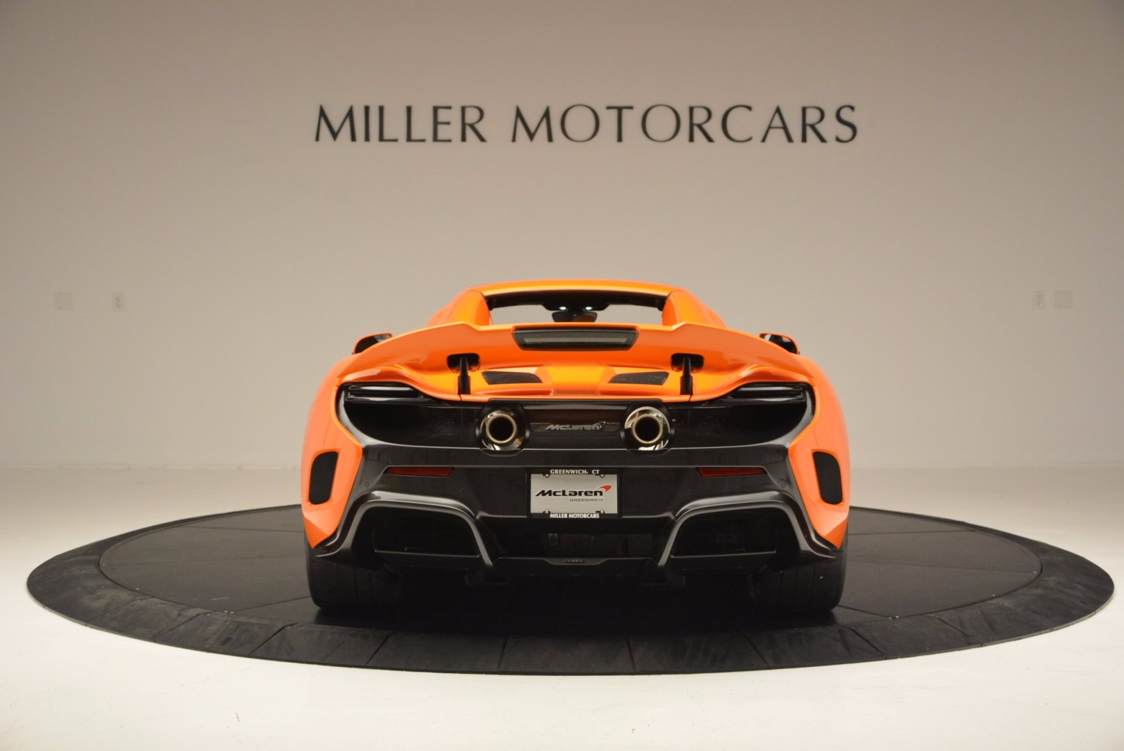 Used 2016 McLaren 675LT Spider Convertible For Sale In Greenwich, CT 1150_p17