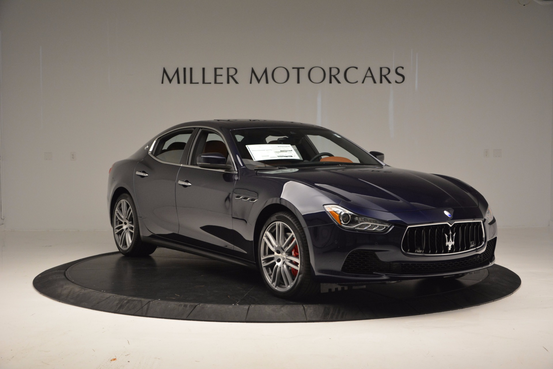 New 2017 Maserati Ghibli S Q4 For Sale In Greenwich, CT 1153_p10