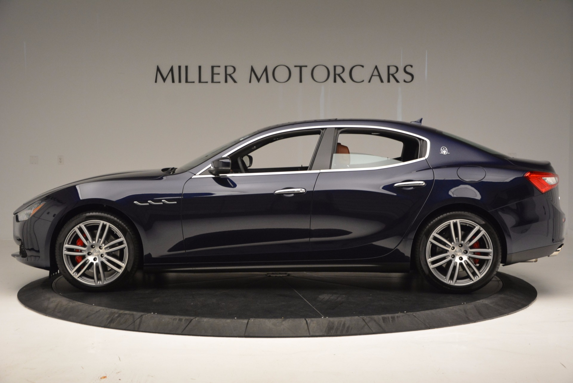 New 2017 Maserati Ghibli S Q4 For Sale In Greenwich, CT 1153_p2