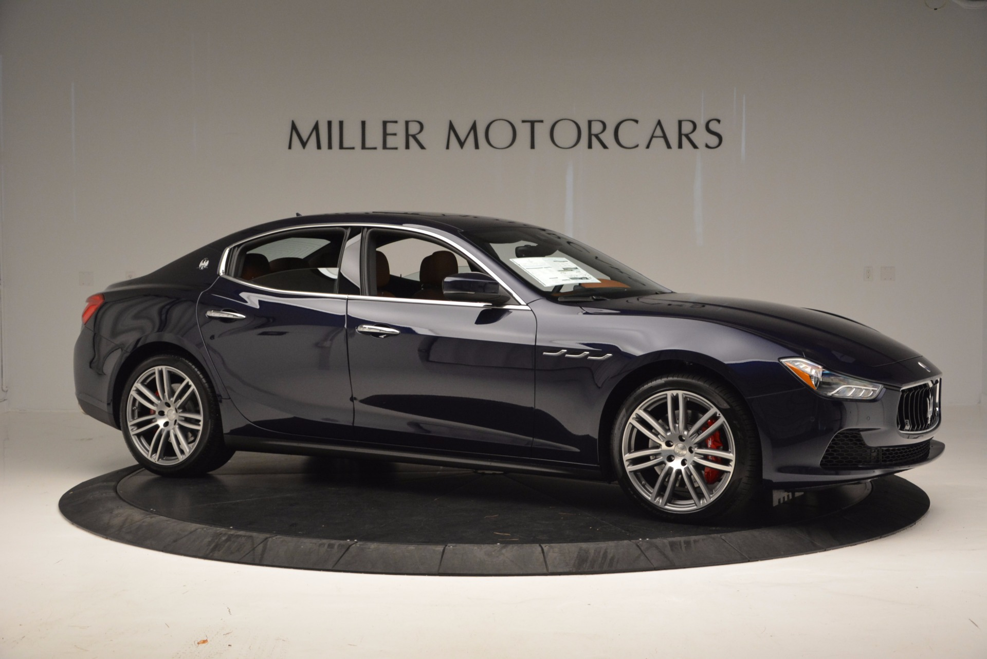 New 2017 Maserati Ghibli S Q4 For Sale In Greenwich, CT 1153_p9