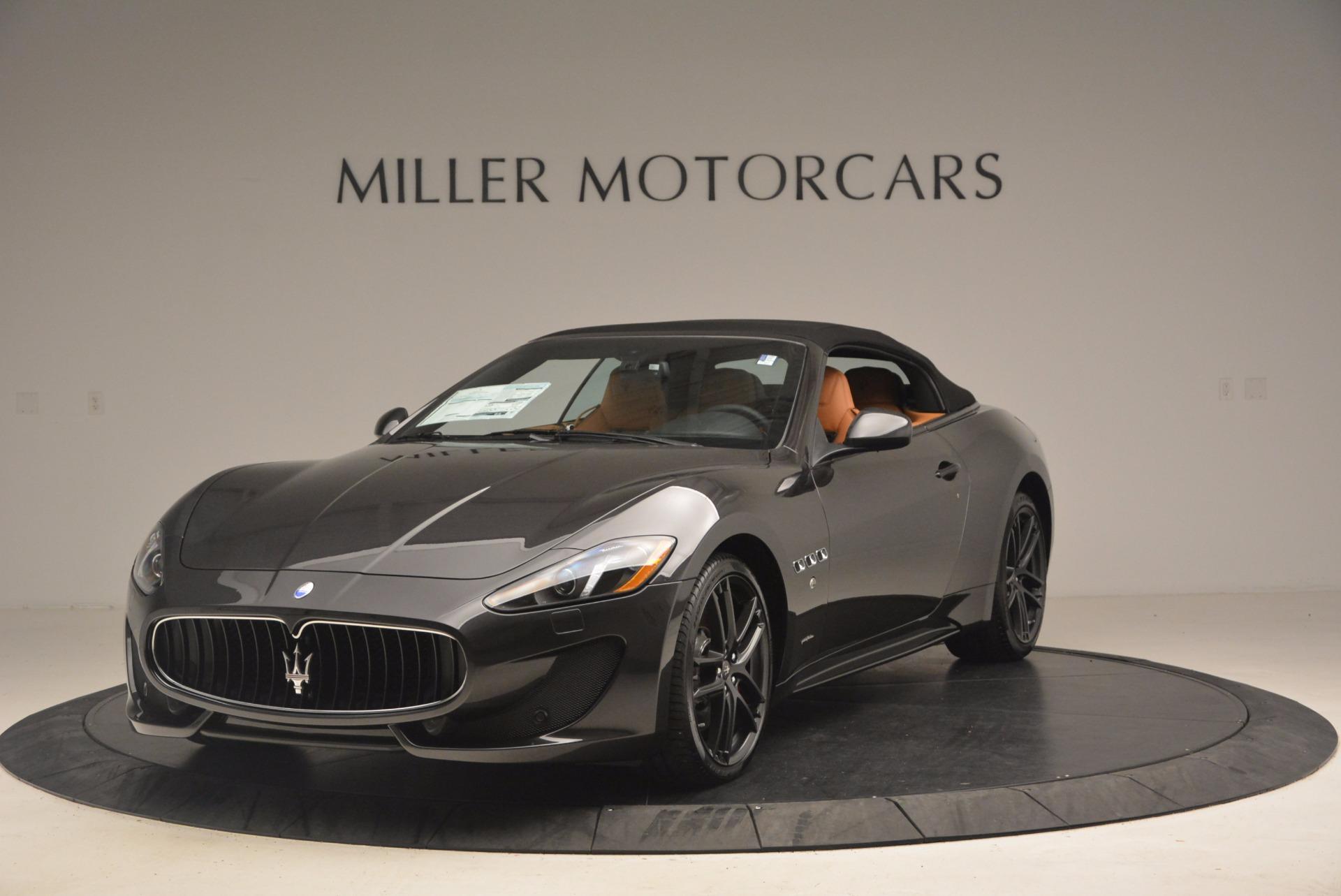 New 2017 Maserati GranTurismo Sport For Sale In Greenwich, CT 1154_p13