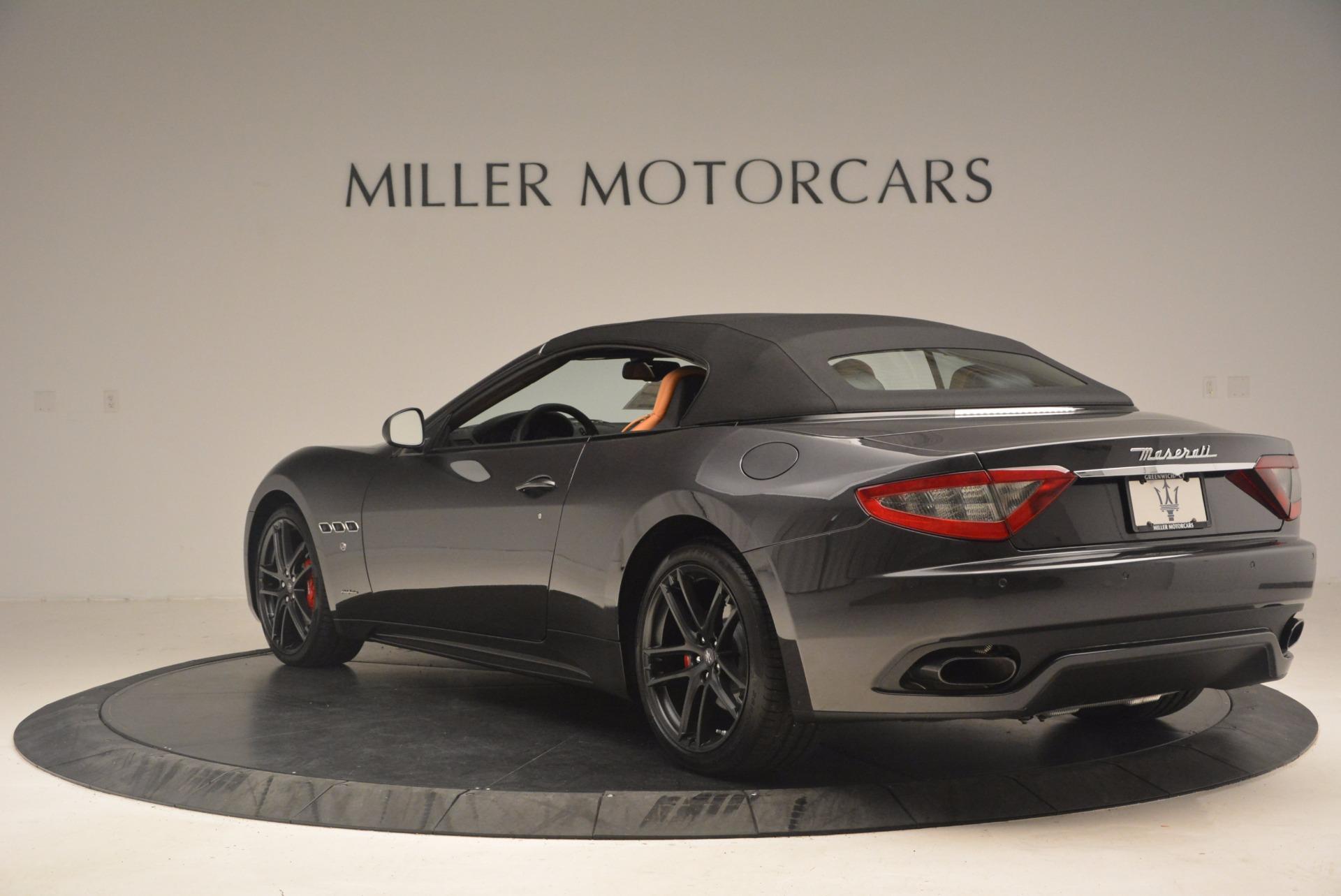 New 2017 Maserati GranTurismo Sport For Sale In Greenwich, CT 1154_p17