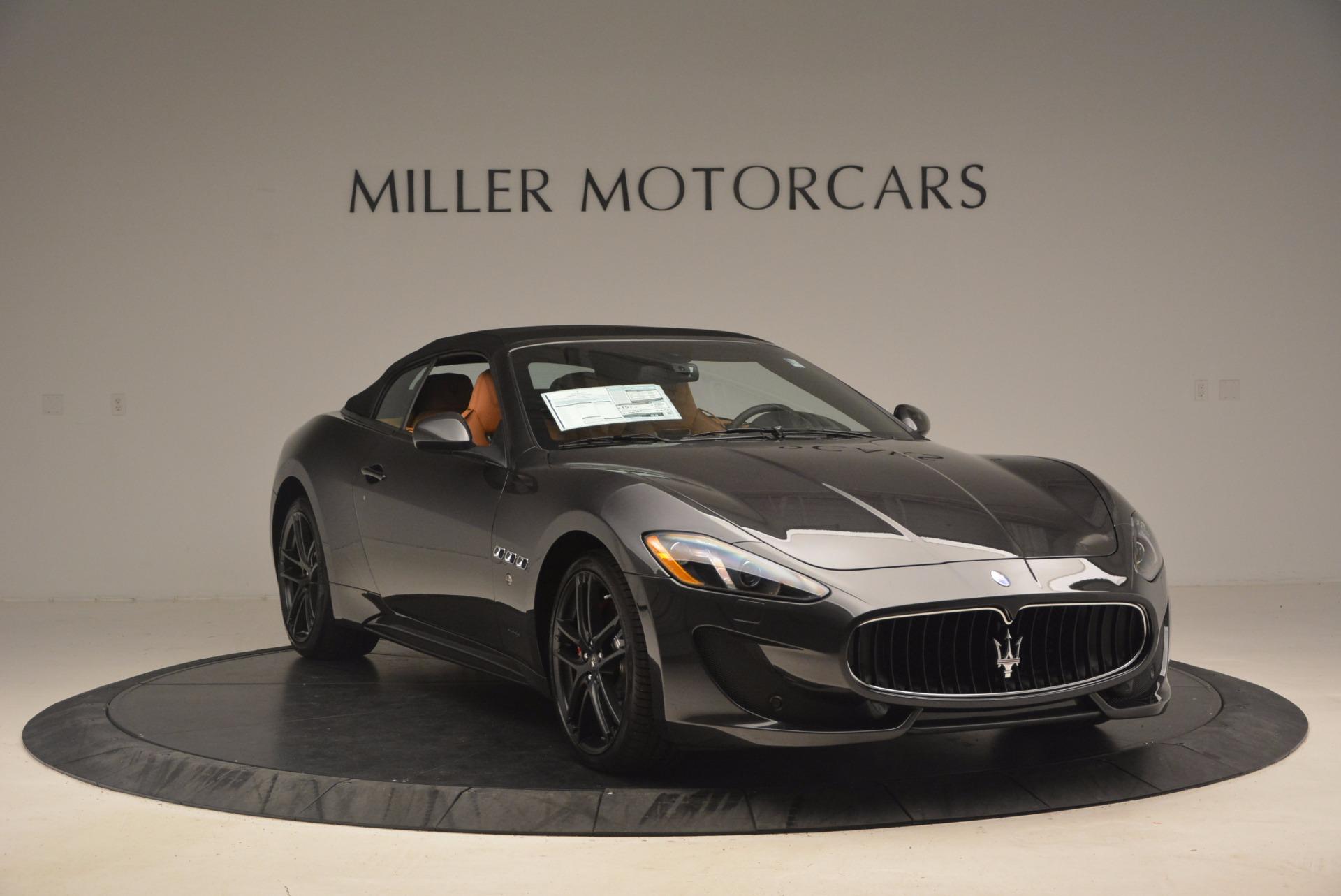 New 2017 Maserati GranTurismo Sport For Sale In Greenwich, CT 1154_p23