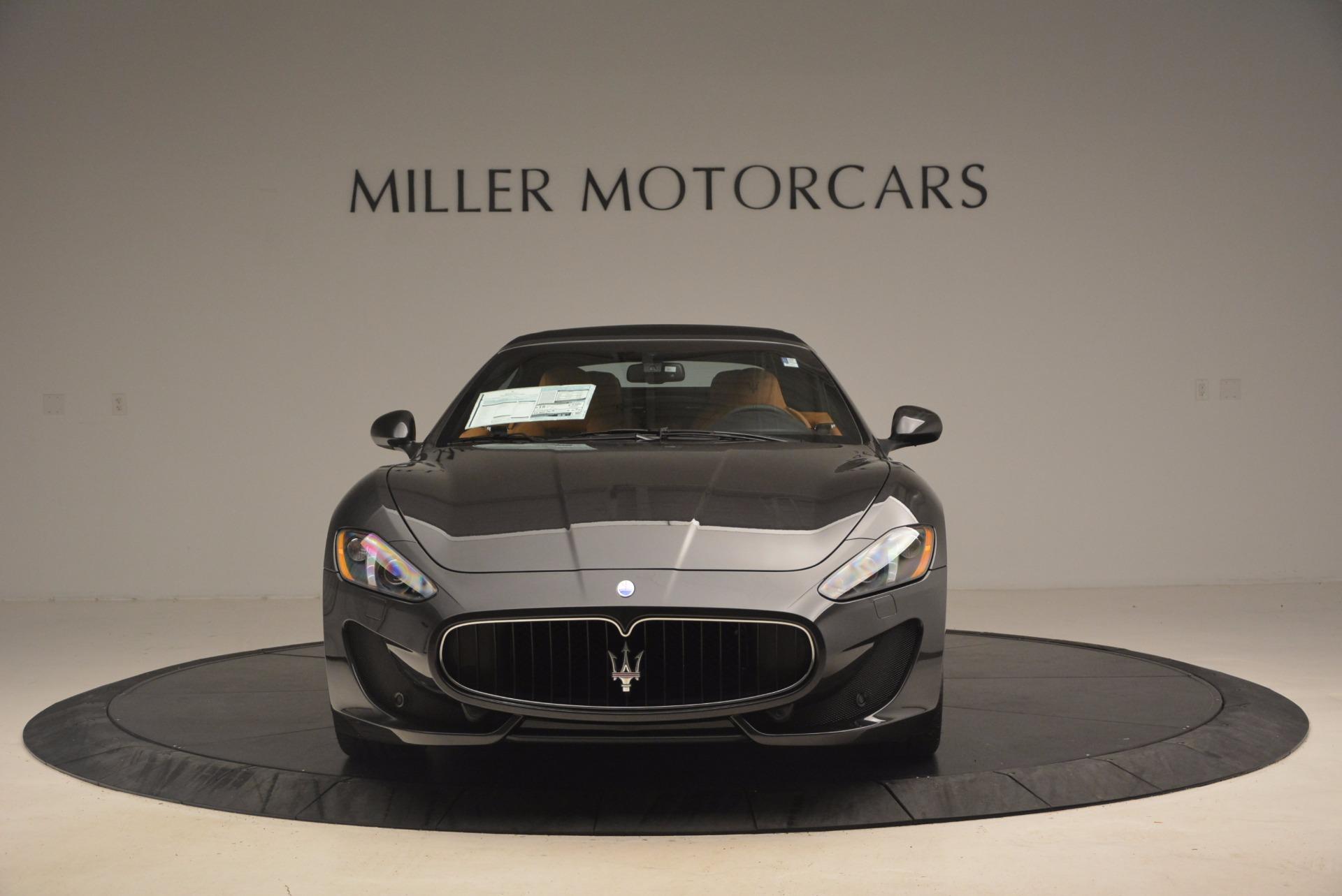 New 2017 Maserati GranTurismo Sport For Sale In Greenwich, CT 1154_p24