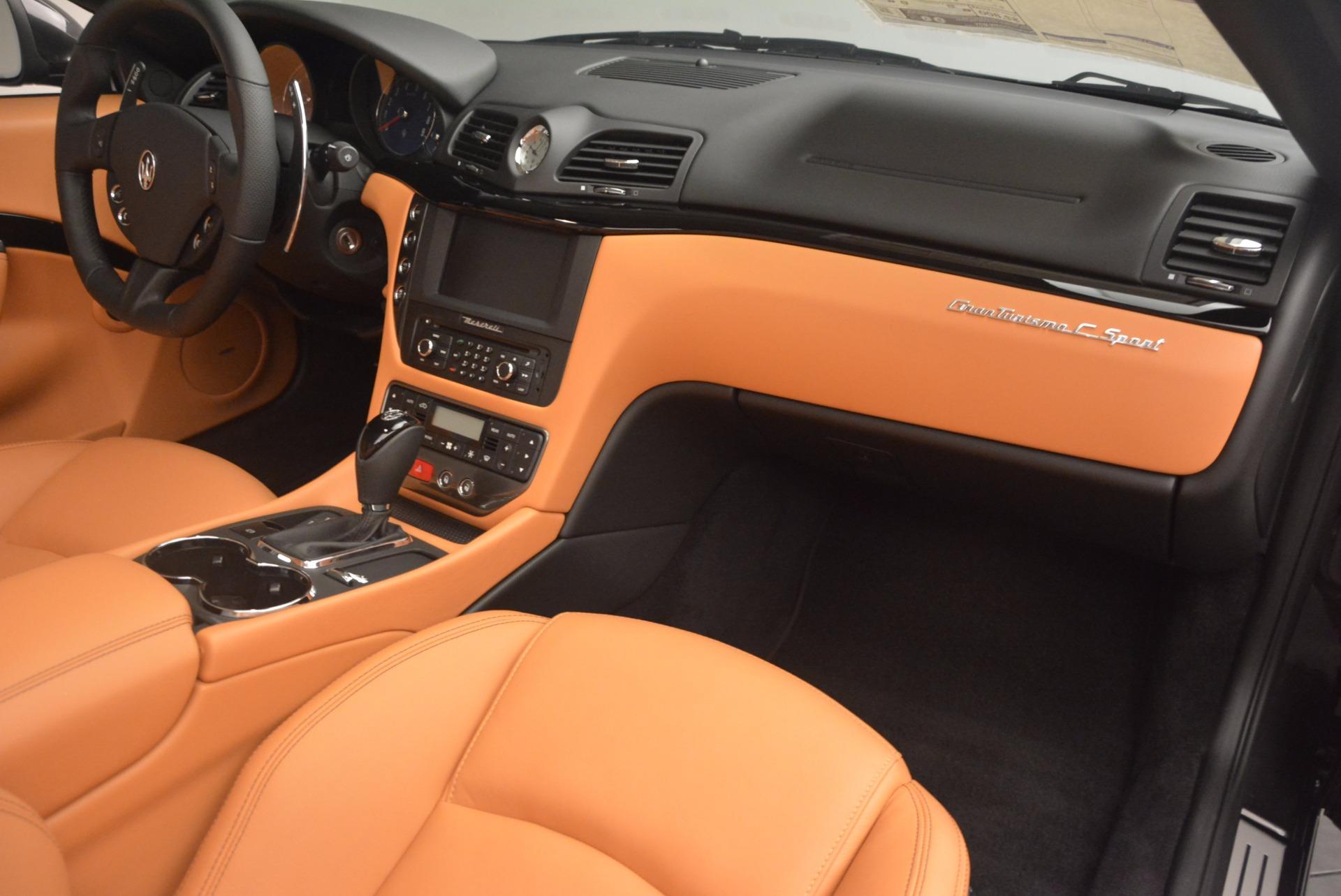New 2017 Maserati GranTurismo Sport For Sale In Greenwich, CT 1154_p32