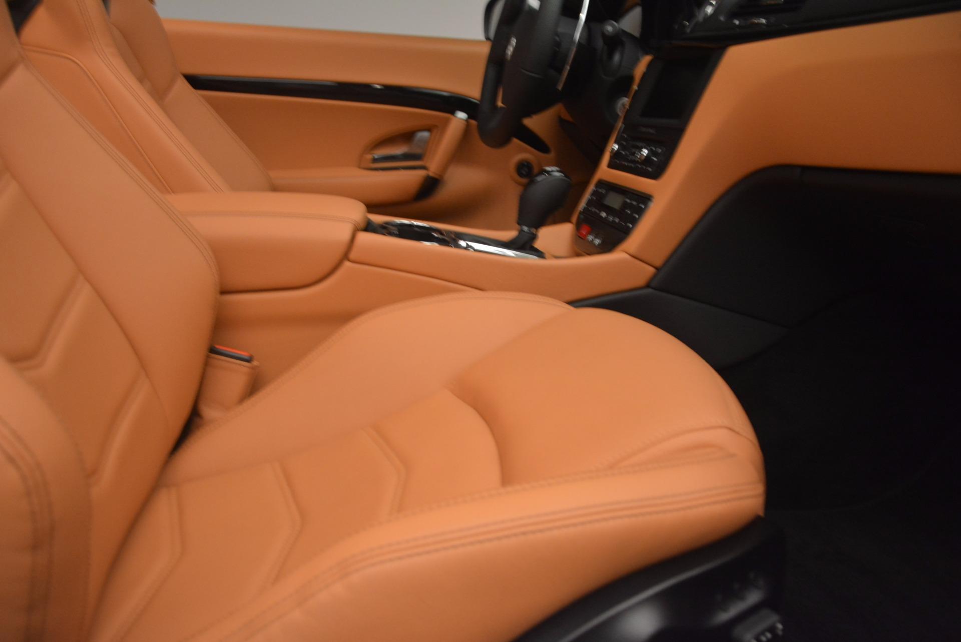 New 2017 Maserati GranTurismo Sport For Sale In Greenwich, CT 1154_p33