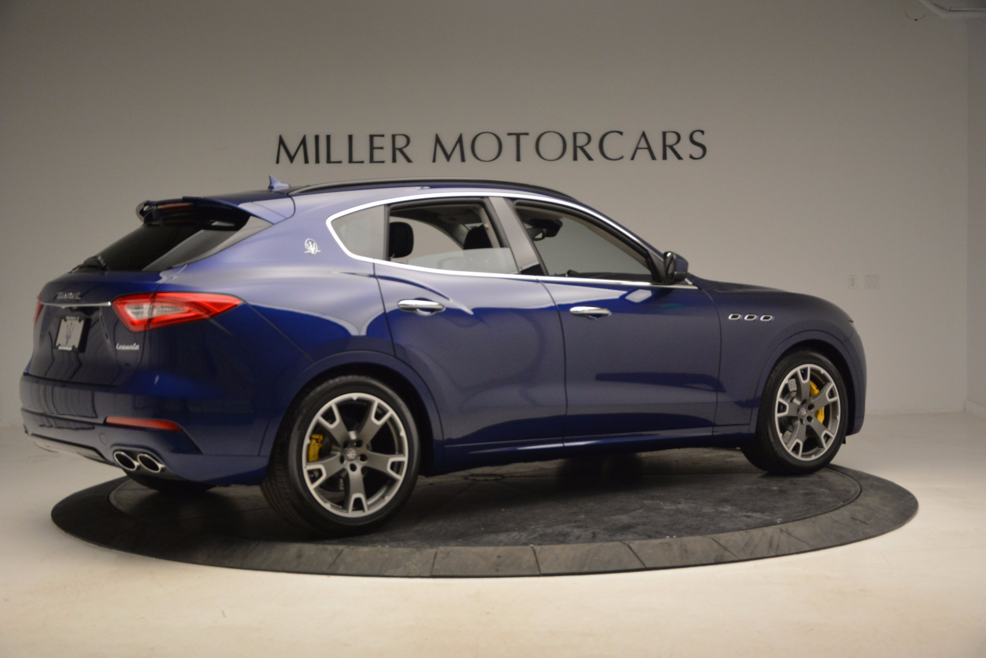 New 2017 Maserati Levante S For Sale In Greenwich, CT 1155_p7