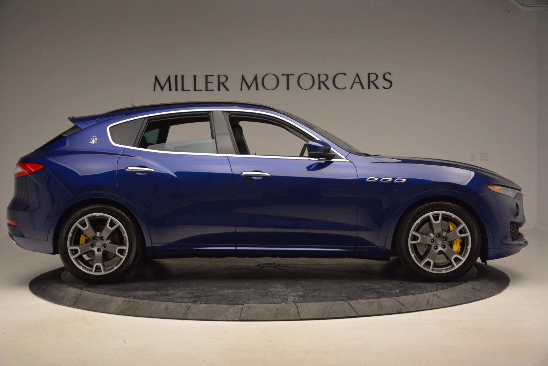 New 2017 Maserati Levante S For Sale In Greenwich, CT 1155_p8