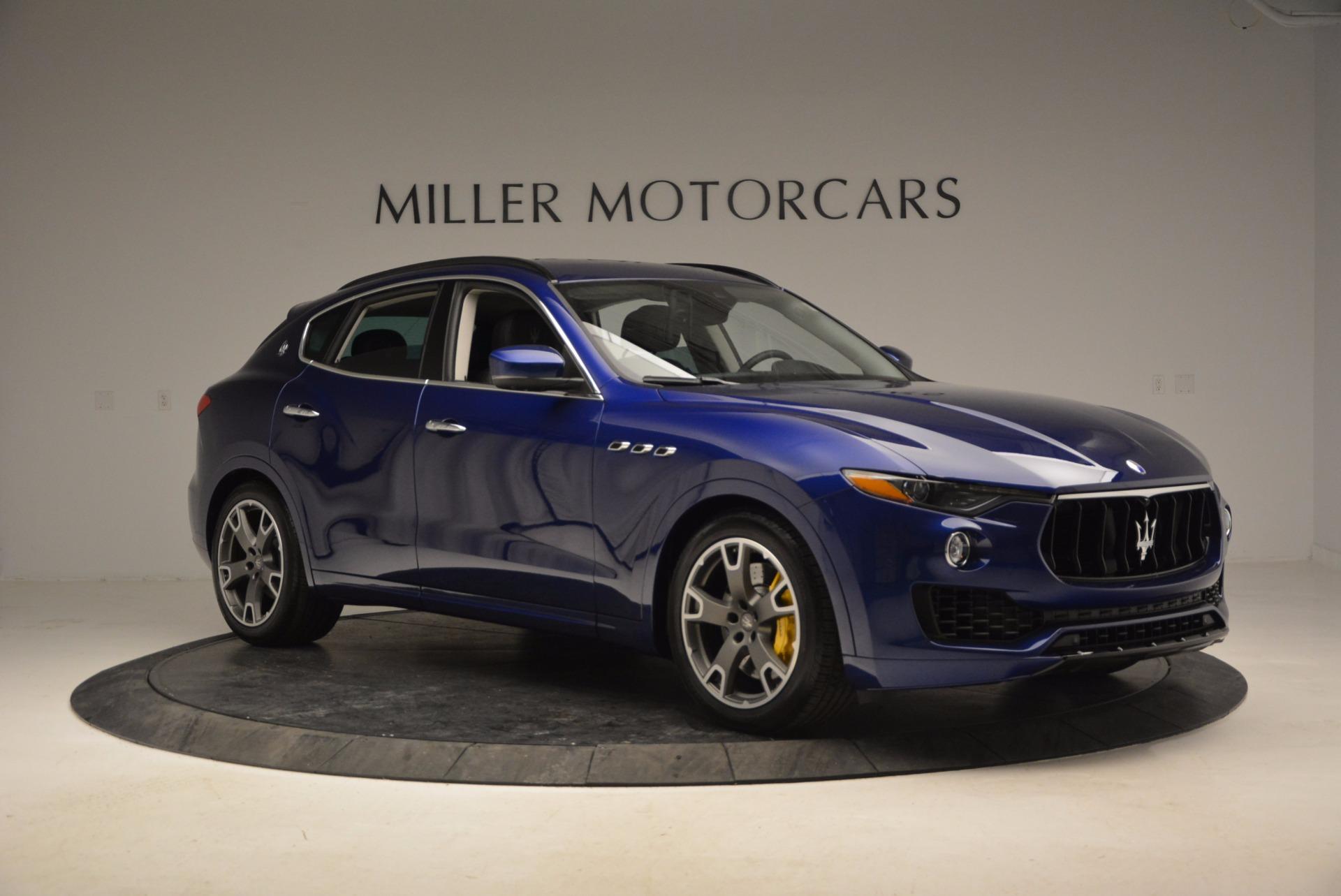 New 2017 Maserati Levante S For Sale In Greenwich, CT 1155_p9
