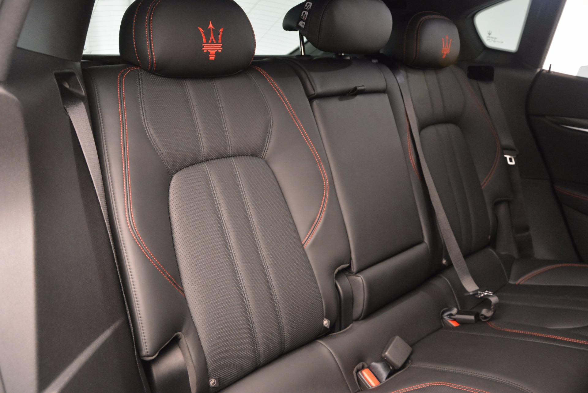 New 2017 Maserati Levante  For Sale In Greenwich, CT 1157_p26