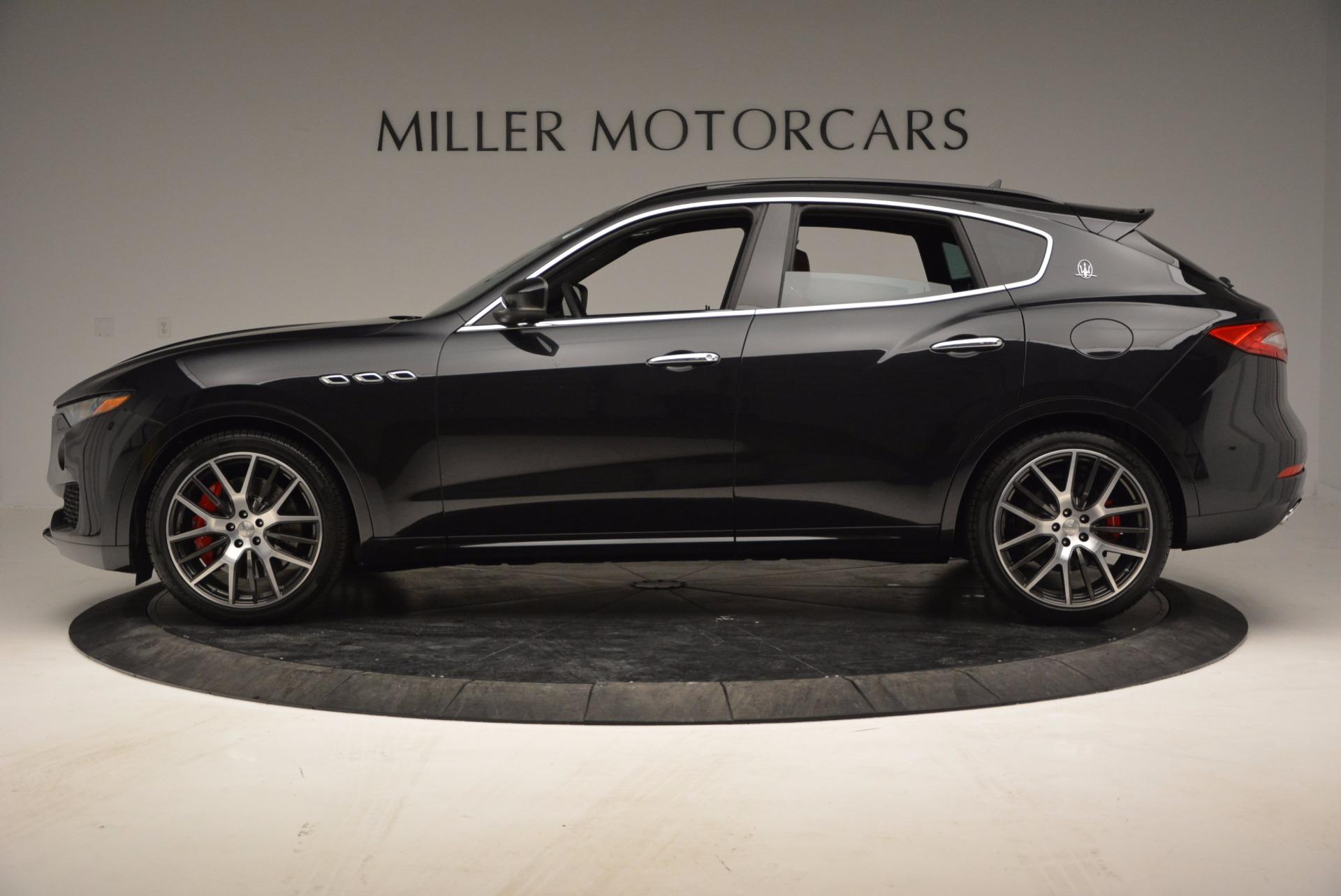 New 2017 Maserati Levante  For Sale In Greenwich, CT 1157_p3