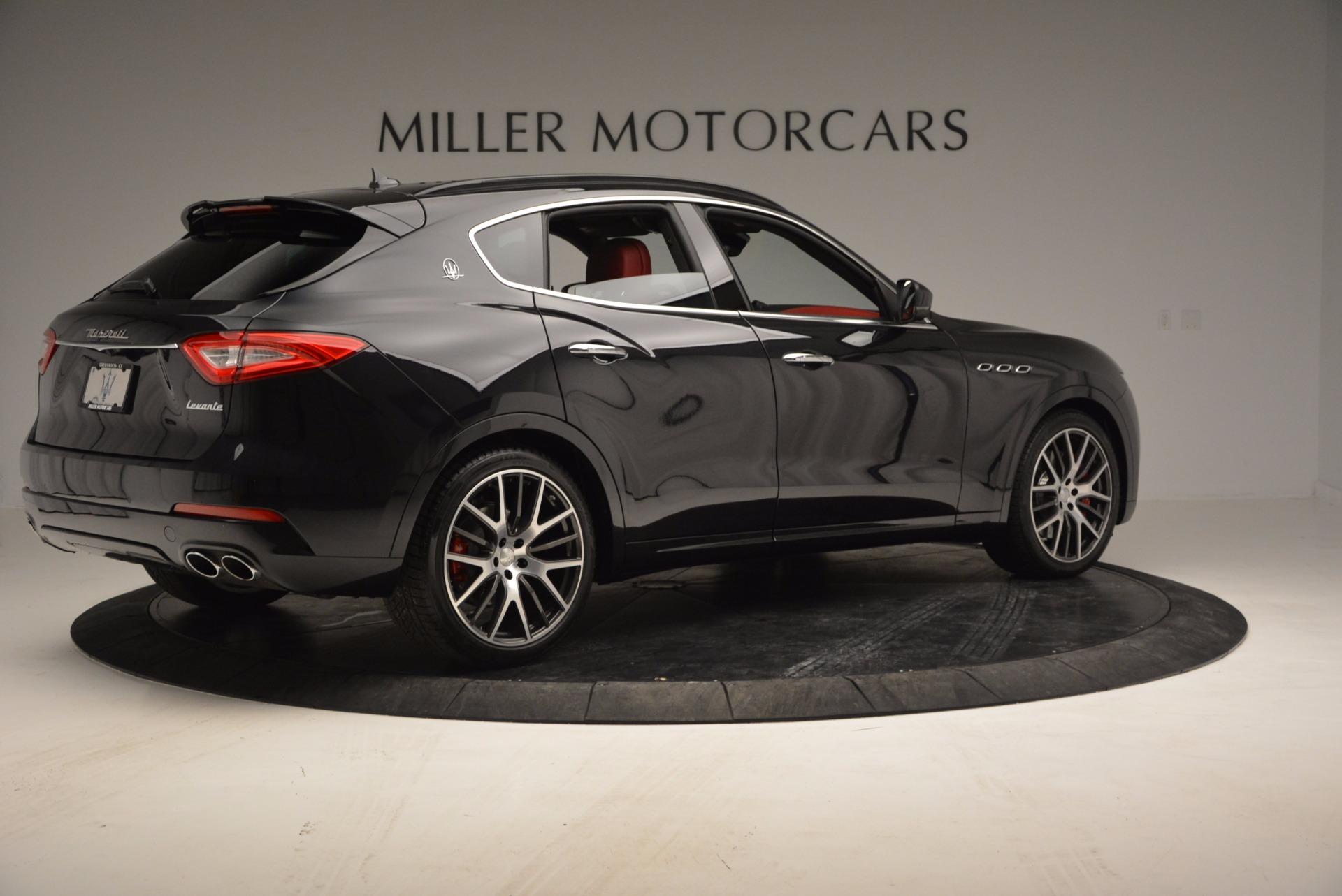 New 2017 Maserati Levante  For Sale In Greenwich, CT 1157_p8