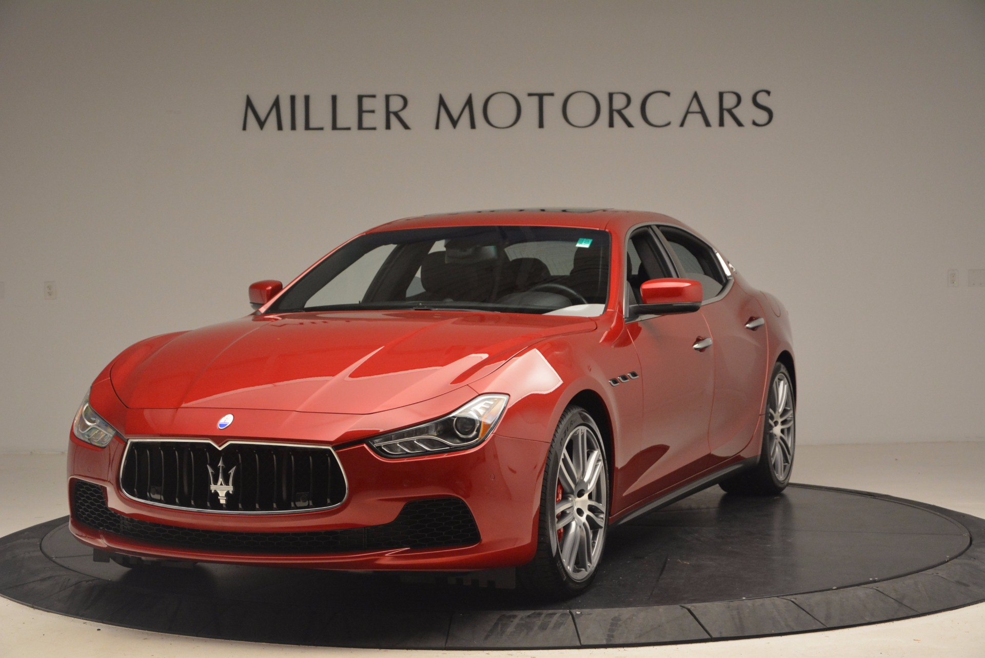 Used 2014 Maserati Ghibli S Q4 For Sale In Greenwich, CT 1158_main