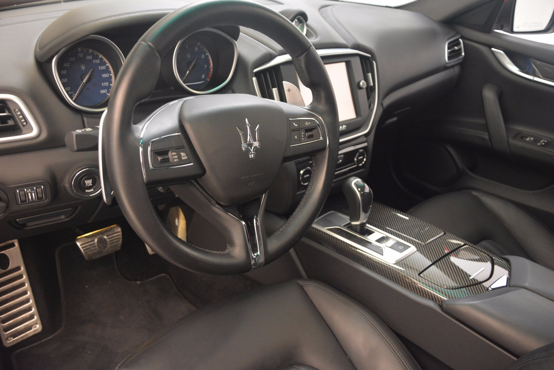 Used 2014 Maserati Ghibli S Q4 For Sale In Greenwich, CT 1158_p13