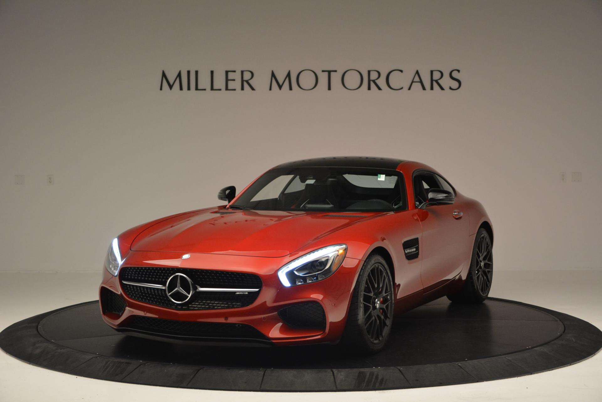 Used 2016 Mercedes Benz AMG GT S S For Sale In Greenwich, CT 116_main