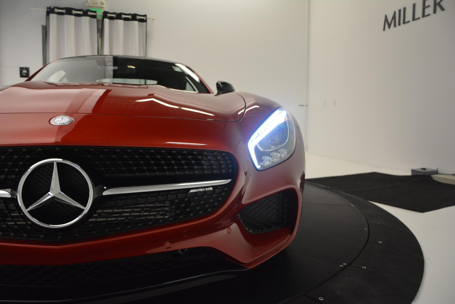 Used 2016 Mercedes Benz AMG GT S S For Sale In Greenwich, CT 116_p13