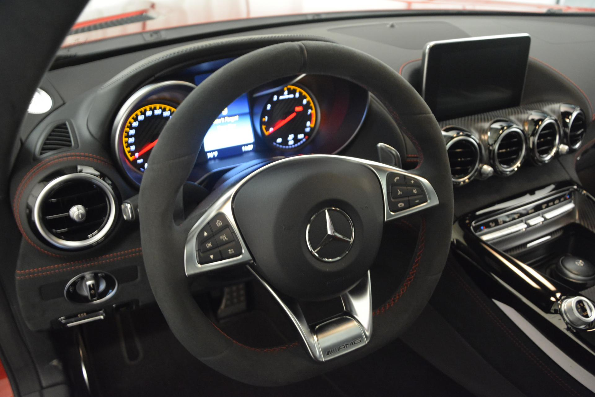 Used 2016 Mercedes Benz AMG GT S S For Sale In Greenwich, CT 116_p23