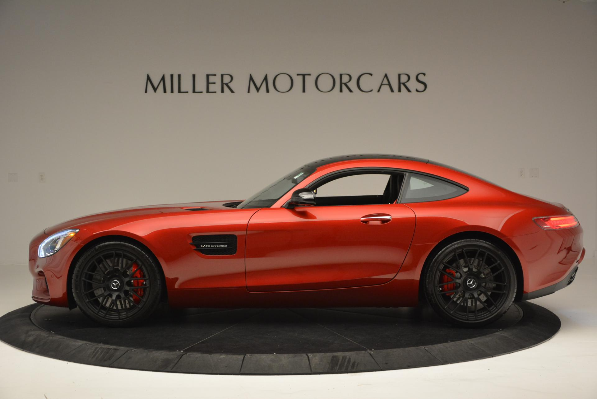 Used 2016 Mercedes Benz AMG GT S S For Sale In Greenwich, CT 116_p3