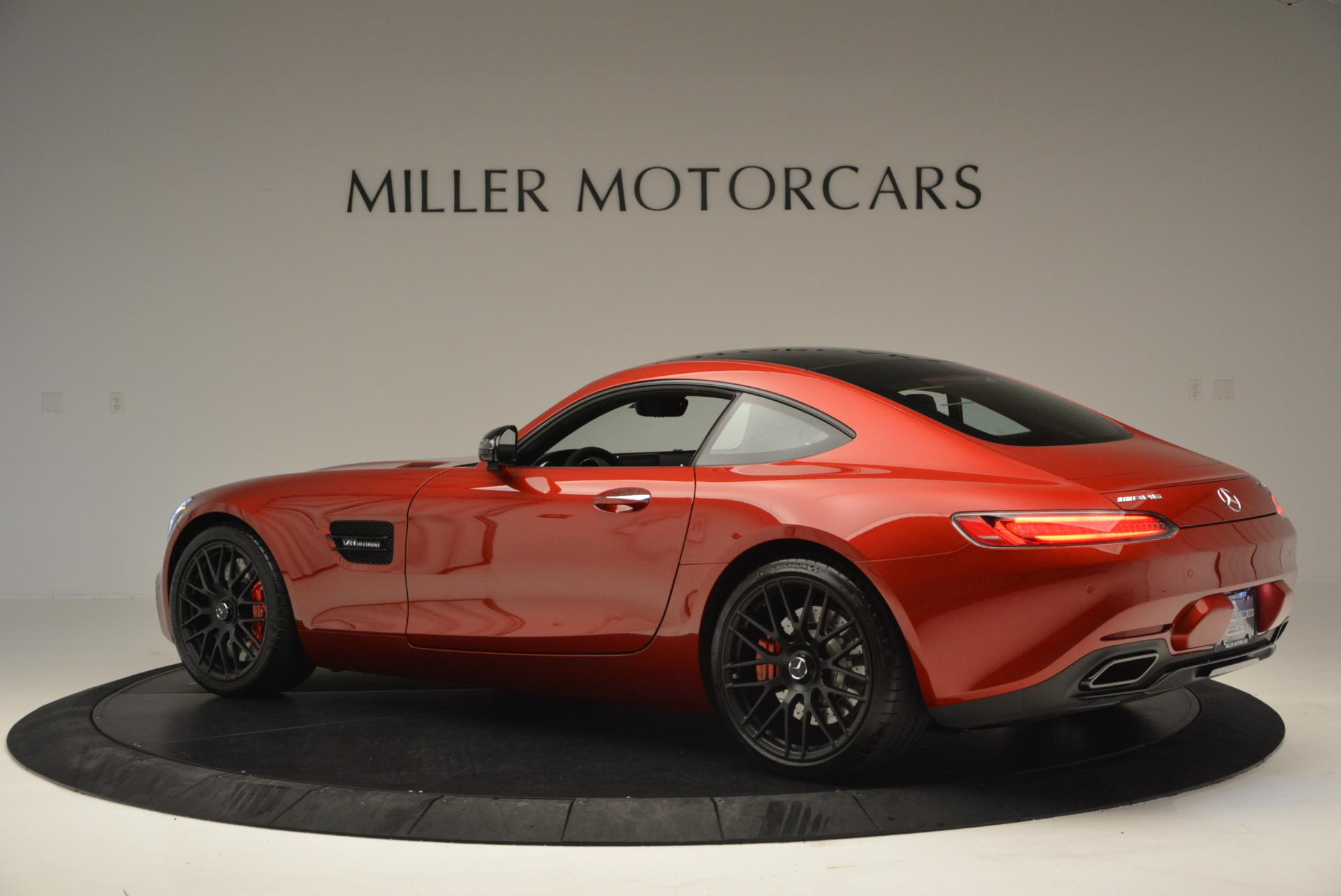 Used 2016 Mercedes Benz AMG GT S S For Sale In Greenwich, CT 116_p4