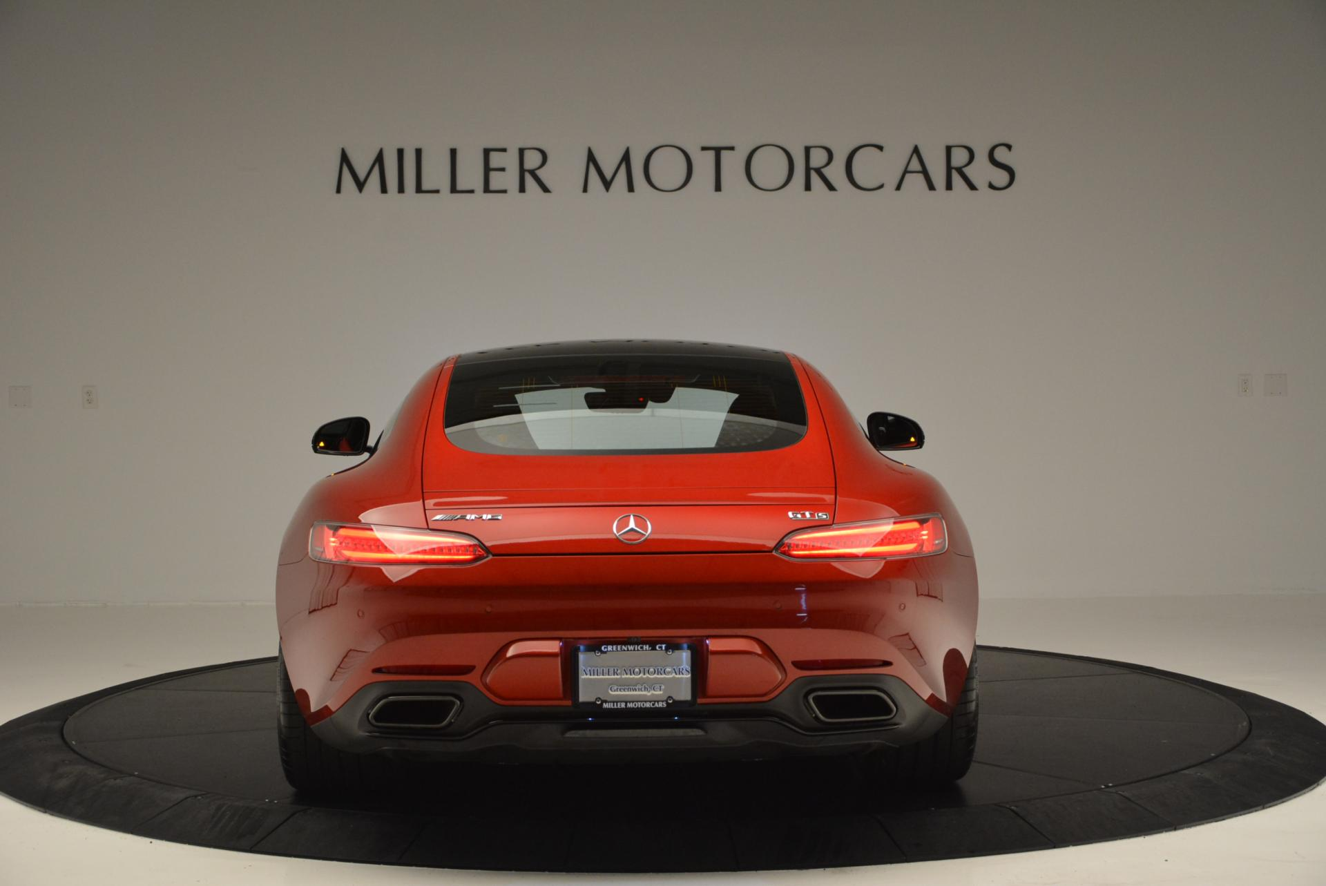 Used 2016 Mercedes Benz AMG GT S S For Sale In Greenwich, CT 116_p6
