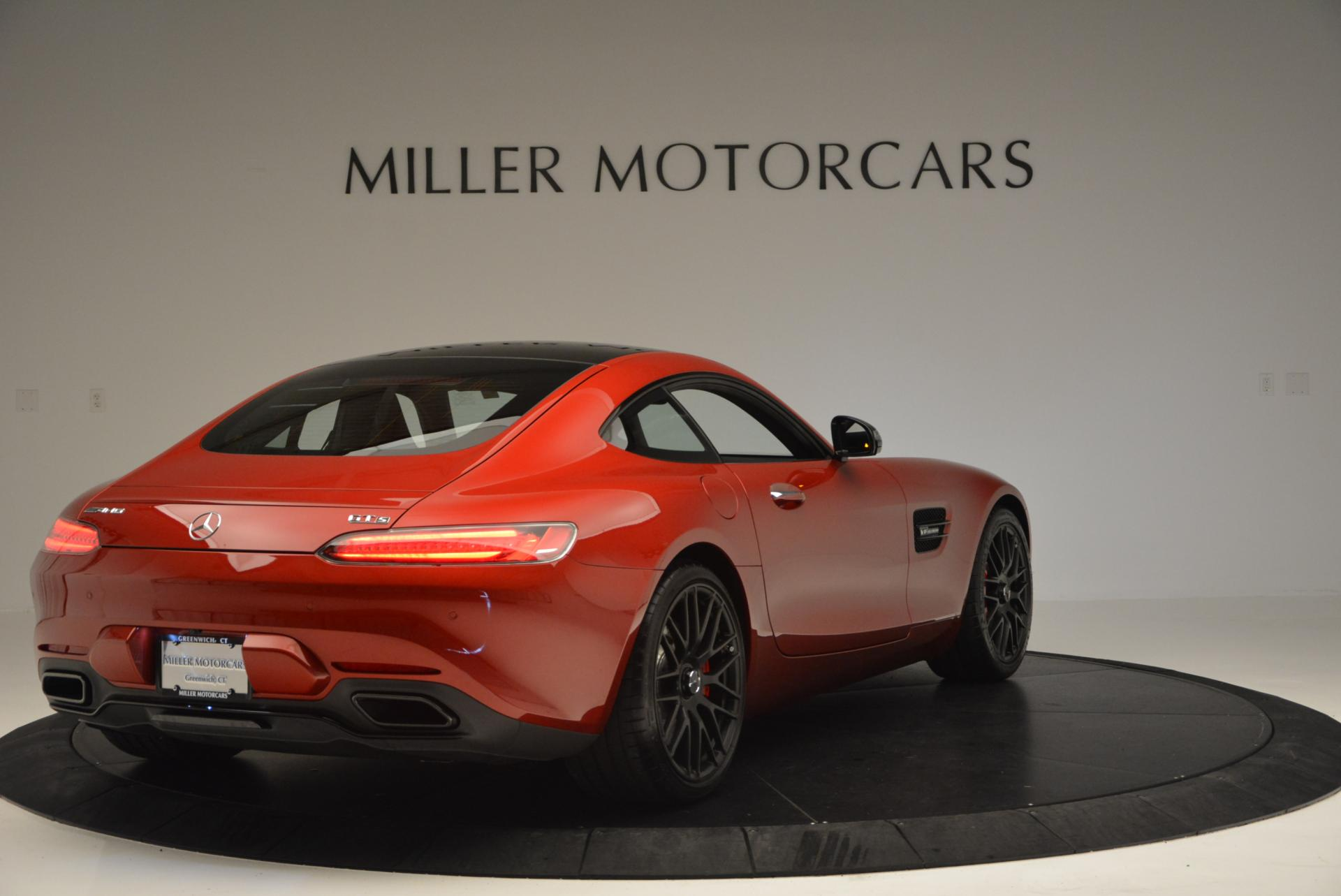 Used 2016 Mercedes Benz AMG GT S S For Sale In Greenwich, CT 116_p7