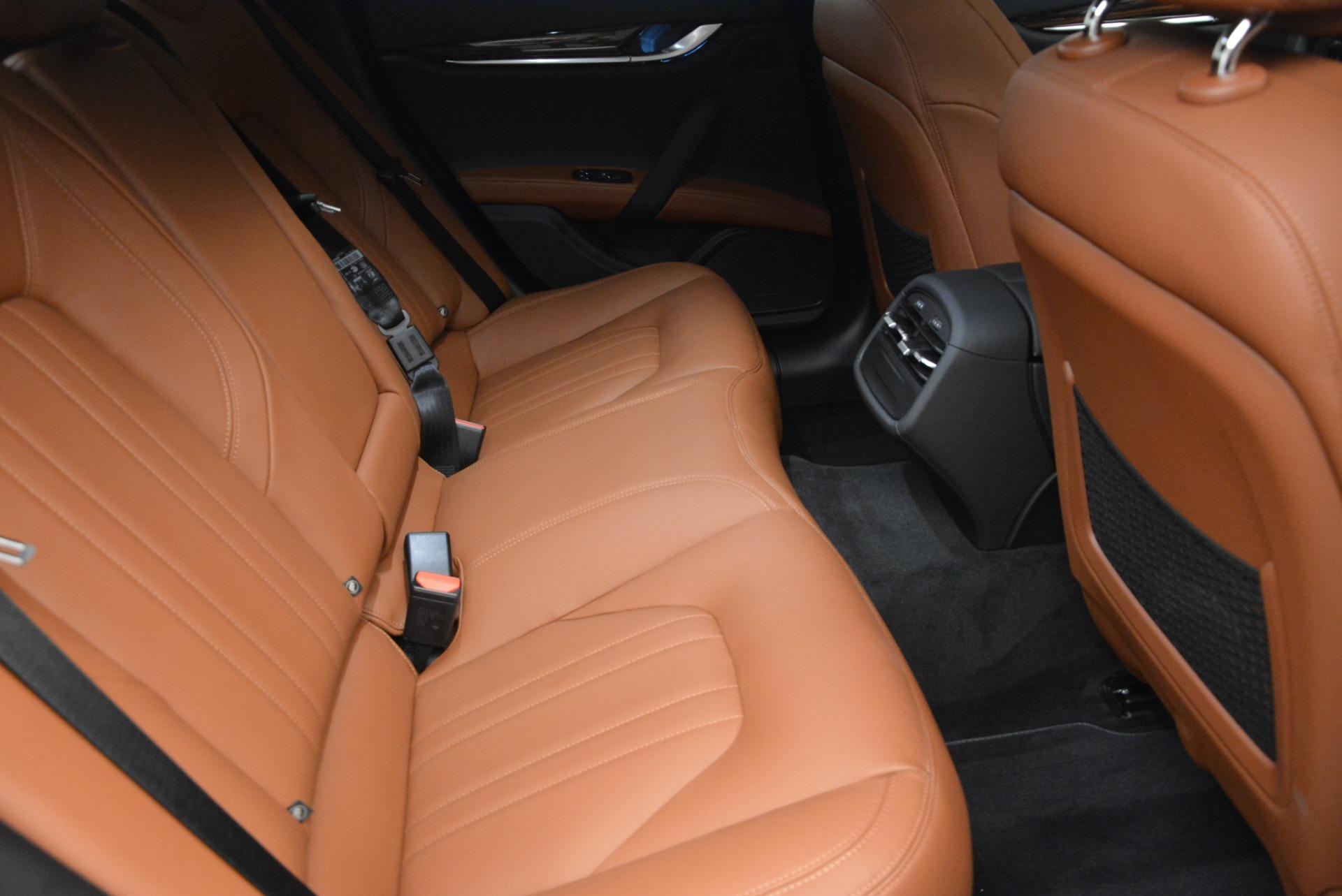 New 2017 Maserati Ghibli S Q4 For Sale In Greenwich, CT 1164_p17