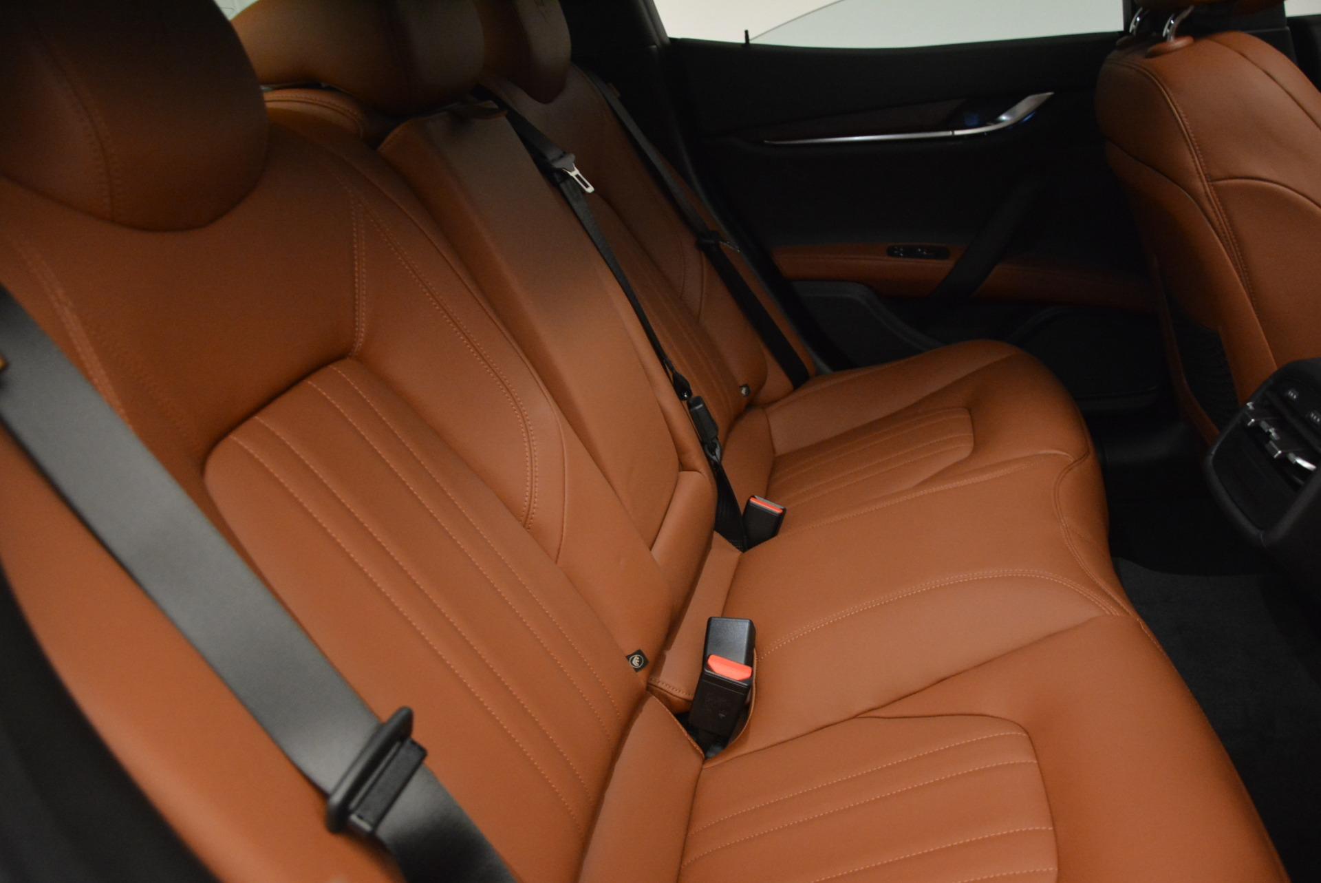 New 2017 Maserati Ghibli S Q4 For Sale In Greenwich, CT 1164_p24