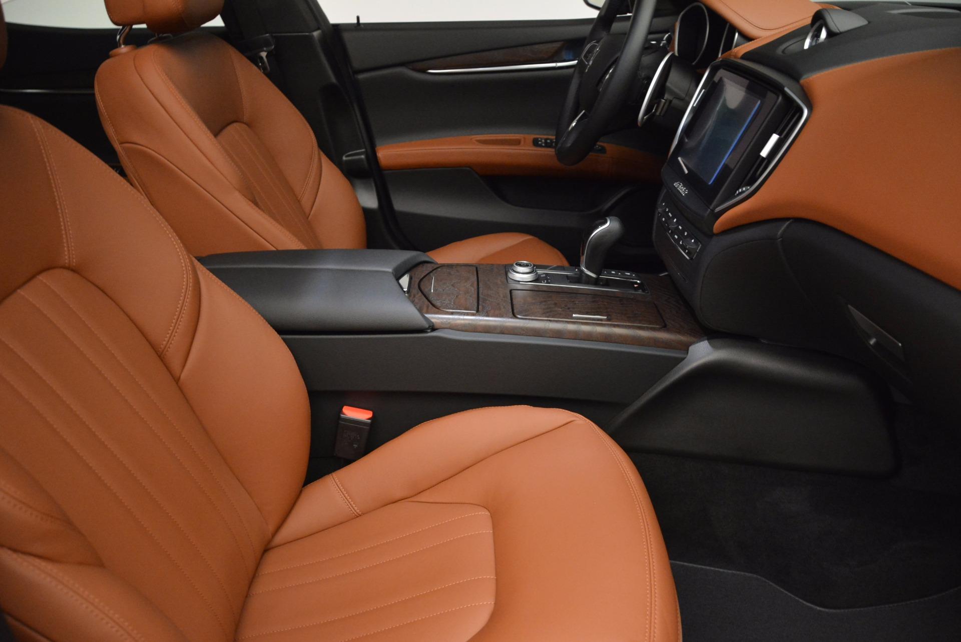 Used 2017 Maserati Ghibli S Q4 Ex-Loaner For Sale In Greenwich, CT 1165_p16
