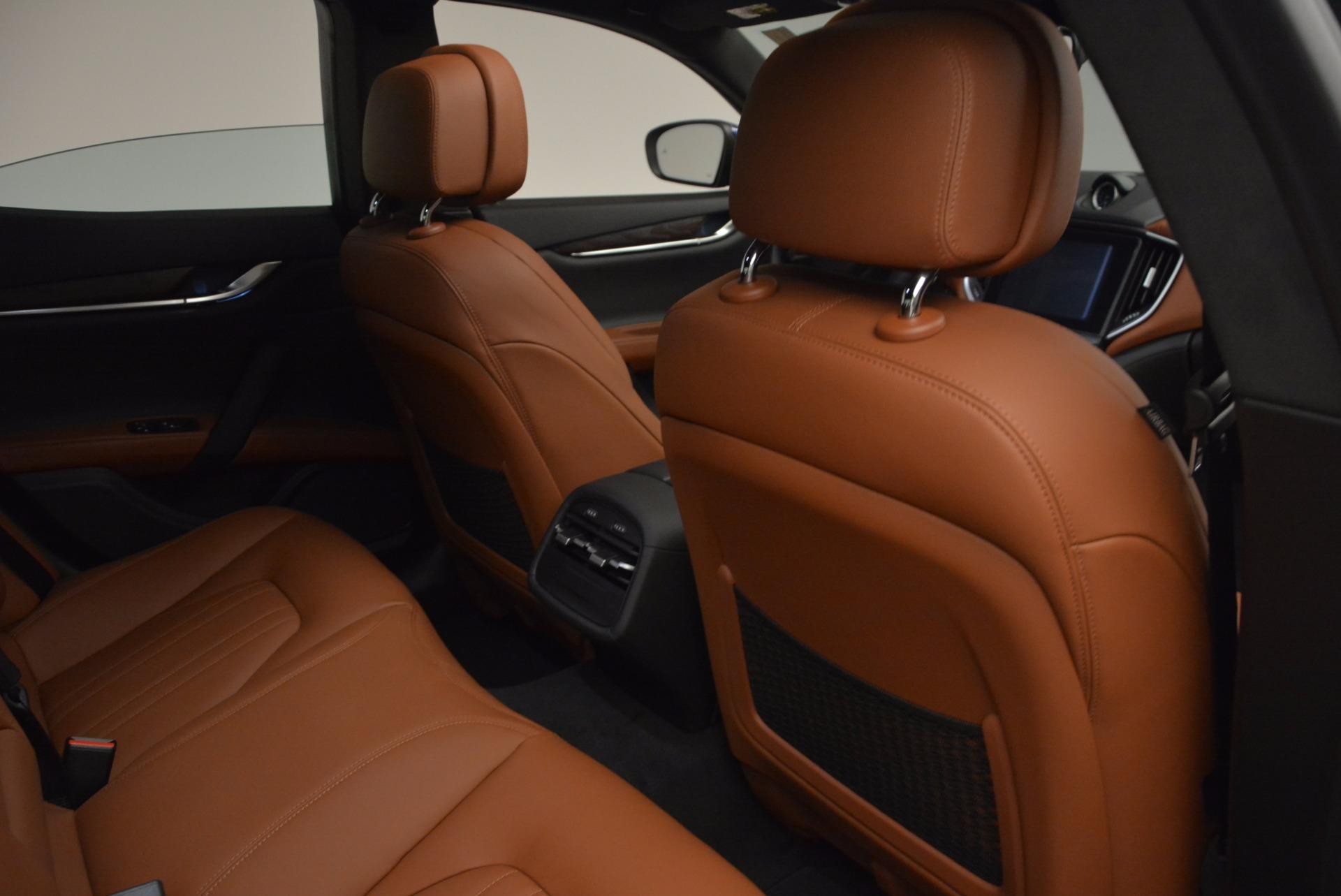 Used 2017 Maserati Ghibli S Q4 Ex-Loaner For Sale In Greenwich, CT 1165_p20