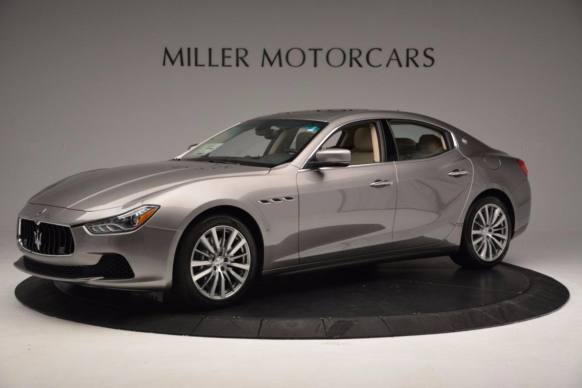 Used 2017 Maserati Ghibli S Q4 Ex-Loaner For Sale In Greenwich, CT 1165_p2