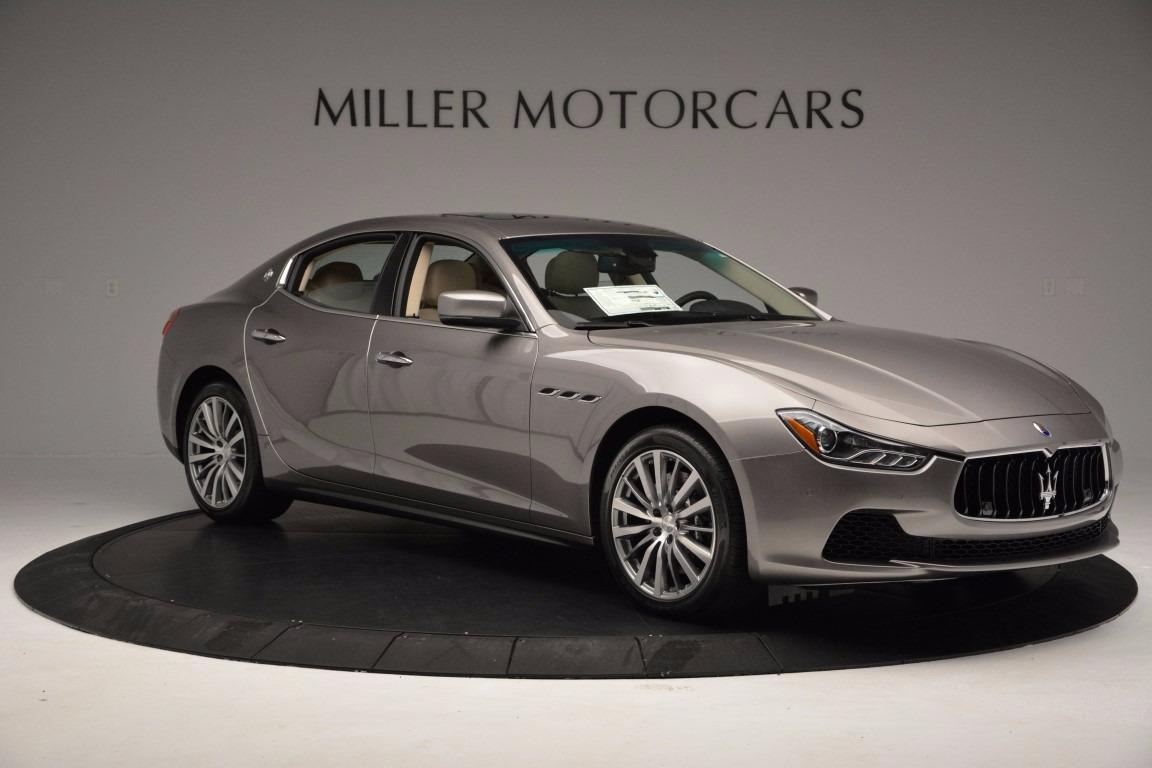 Used 2017 Maserati Ghibli S Q4 Ex-Loaner For Sale In Greenwich, CT 1165_p5