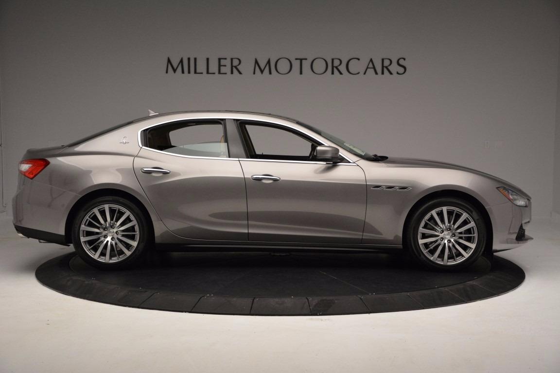 Used 2017 Maserati Ghibli S Q4 Ex-Loaner For Sale In Greenwich, CT 1165_p7