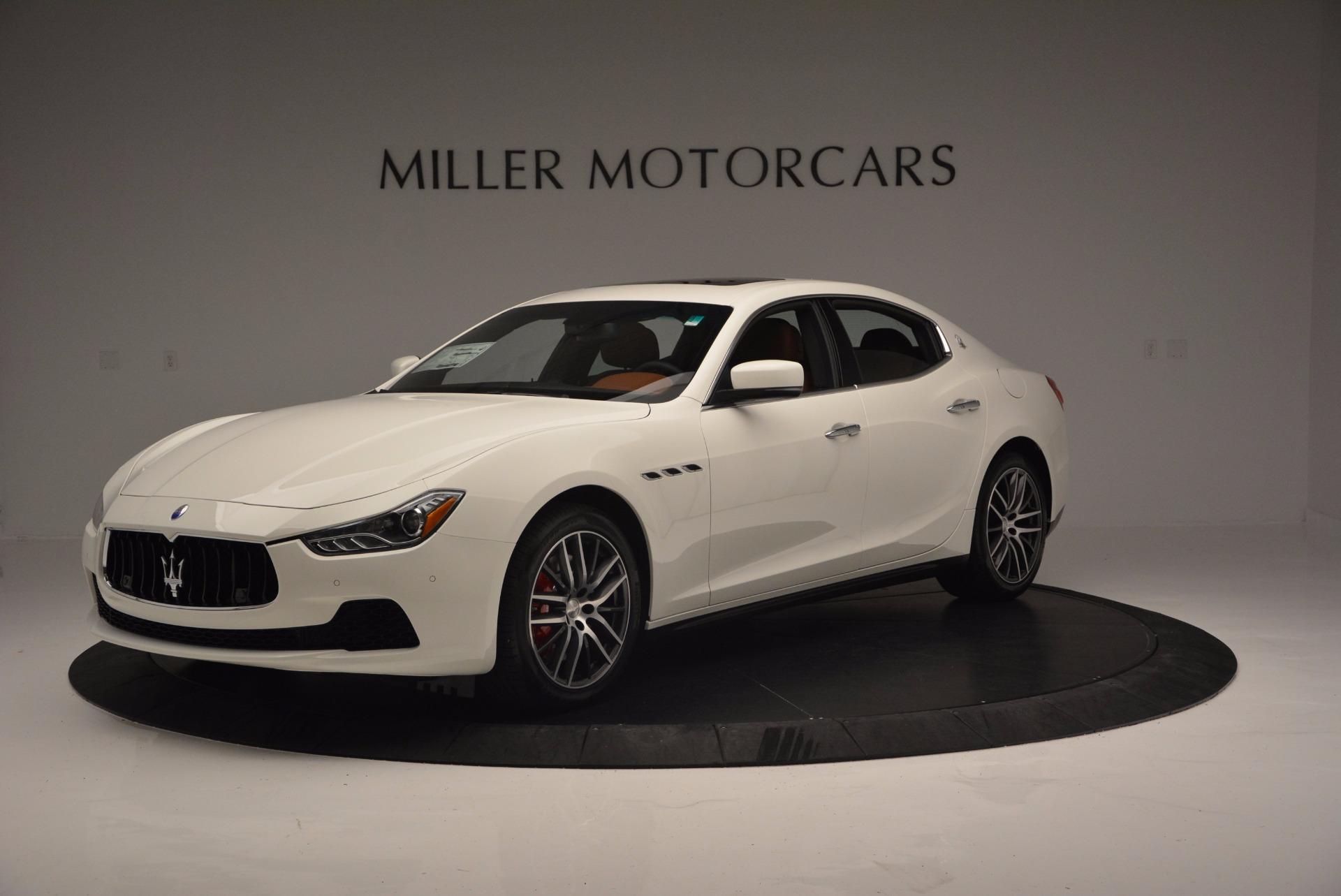 Used 2017 Maserati Ghibli S Q4 Ex-Loaner For Sale In Greenwich, CT 1166_main