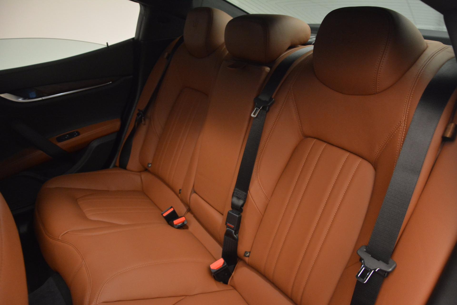 Used 2017 Maserati Ghibli S Q4 Ex-Loaner For Sale In Greenwich, CT 1166_p18