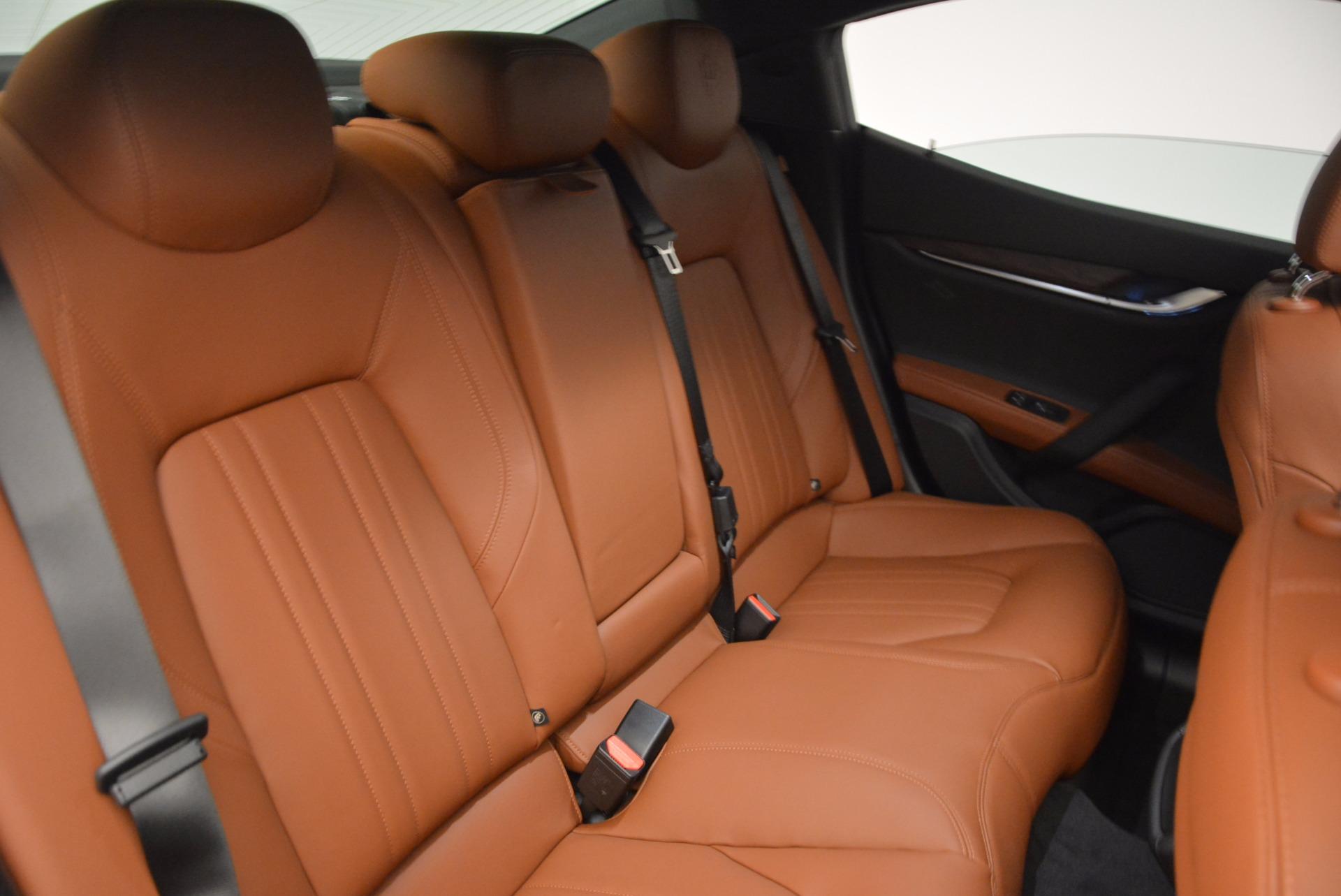 Used 2017 Maserati Ghibli S Q4 Ex-Loaner For Sale In Greenwich, CT 1166_p20