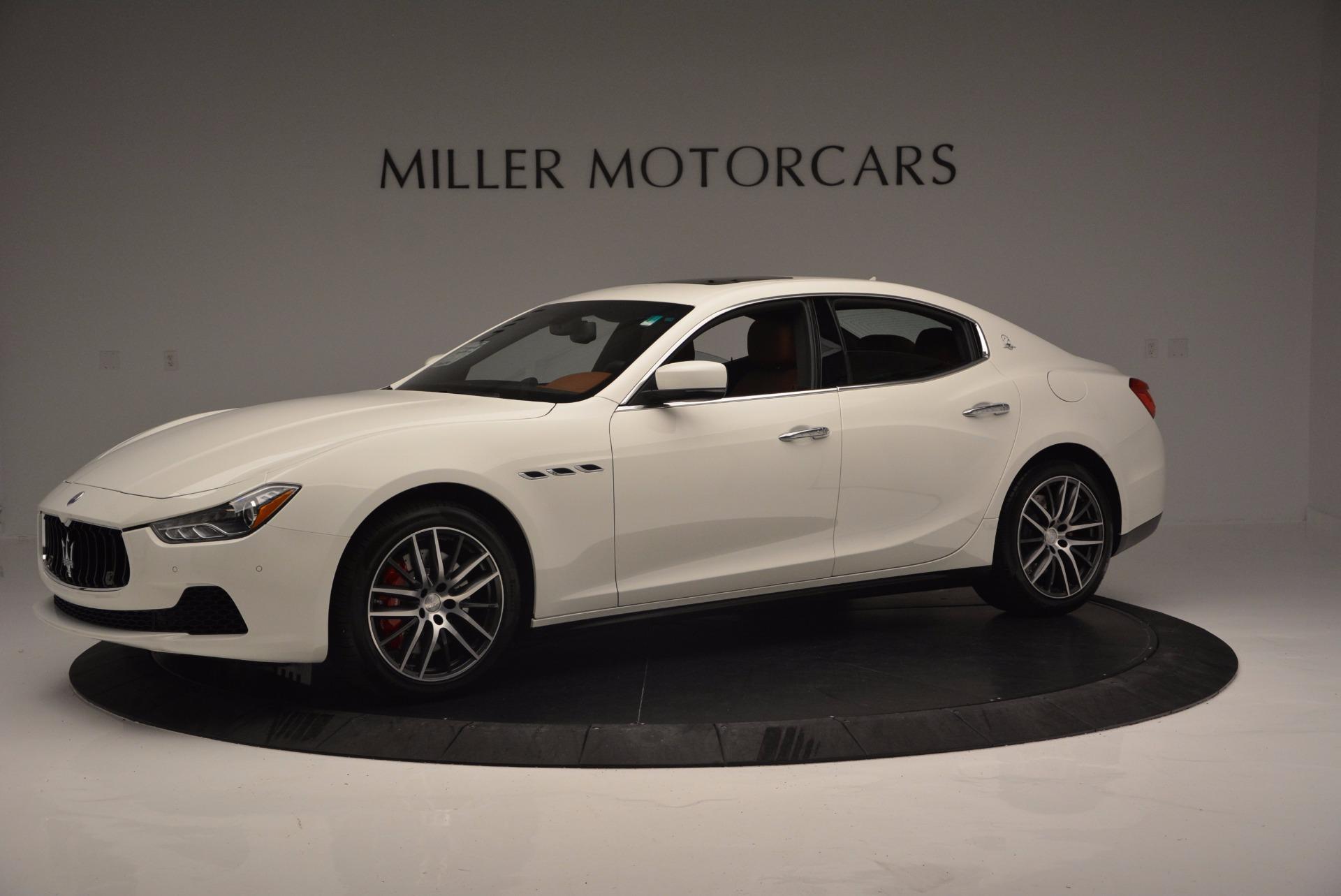 Used 2017 Maserati Ghibli S Q4 Ex-Loaner For Sale In Greenwich, CT 1166_p2