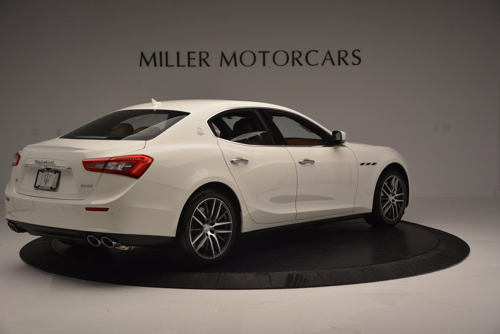 Used 2017 Maserati Ghibli S Q4 Ex-Loaner For Sale In Greenwich, CT 1166_p8