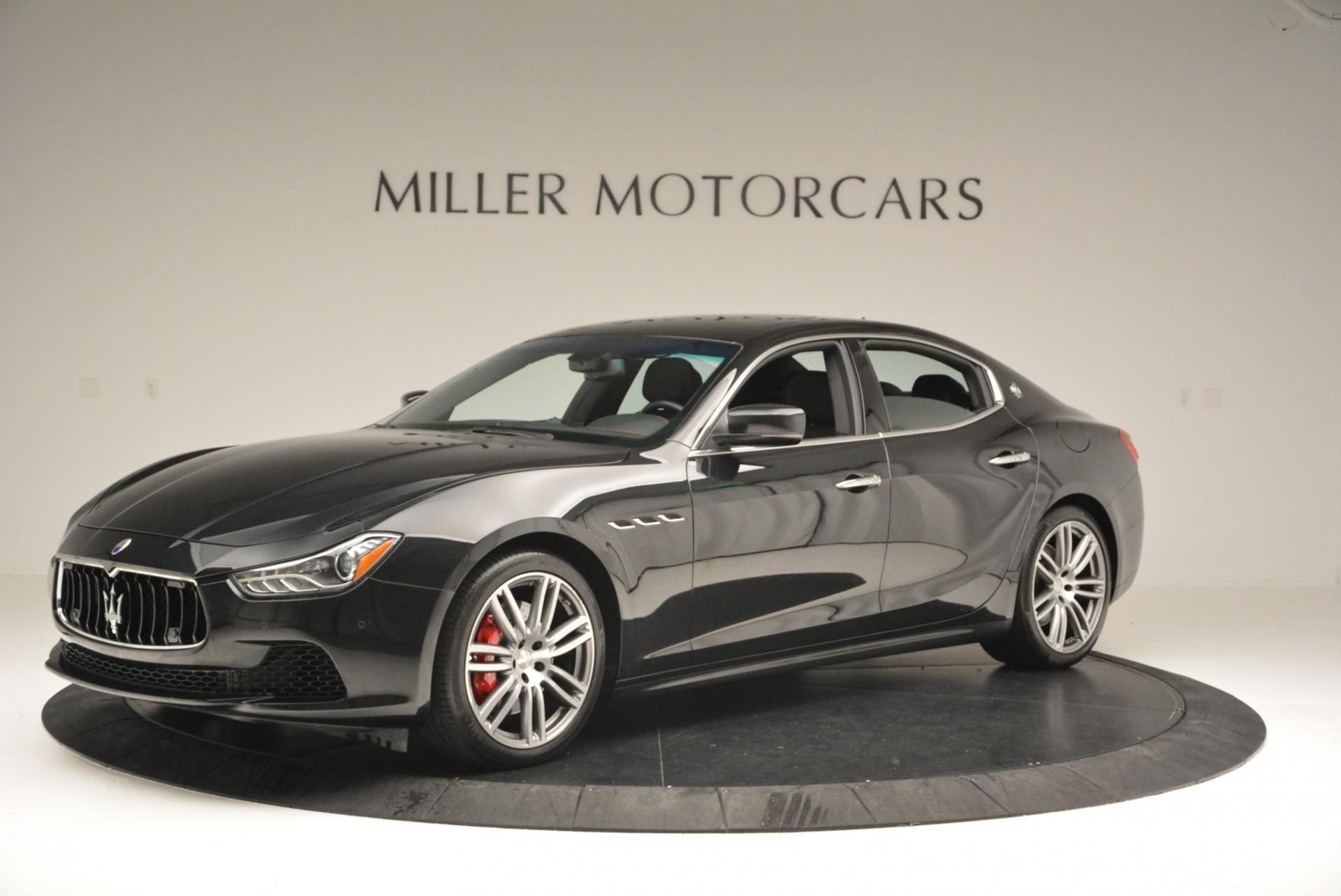 Used 2015 Maserati Ghibli S Q4 For Sale In Greenwich, CT 117_main